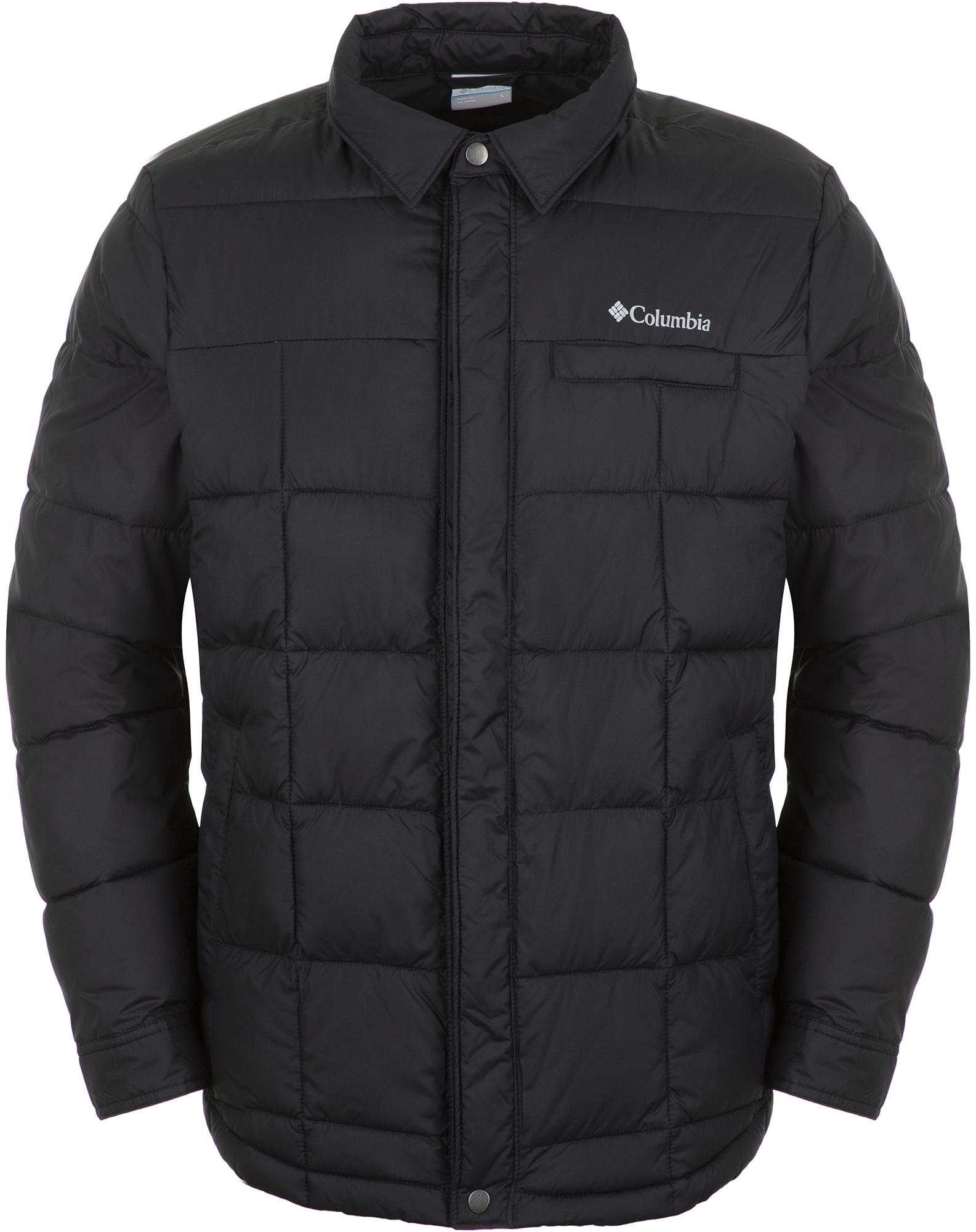 Columbia Куртка утепленная мужская Columbia Booneville, размер 54 цена