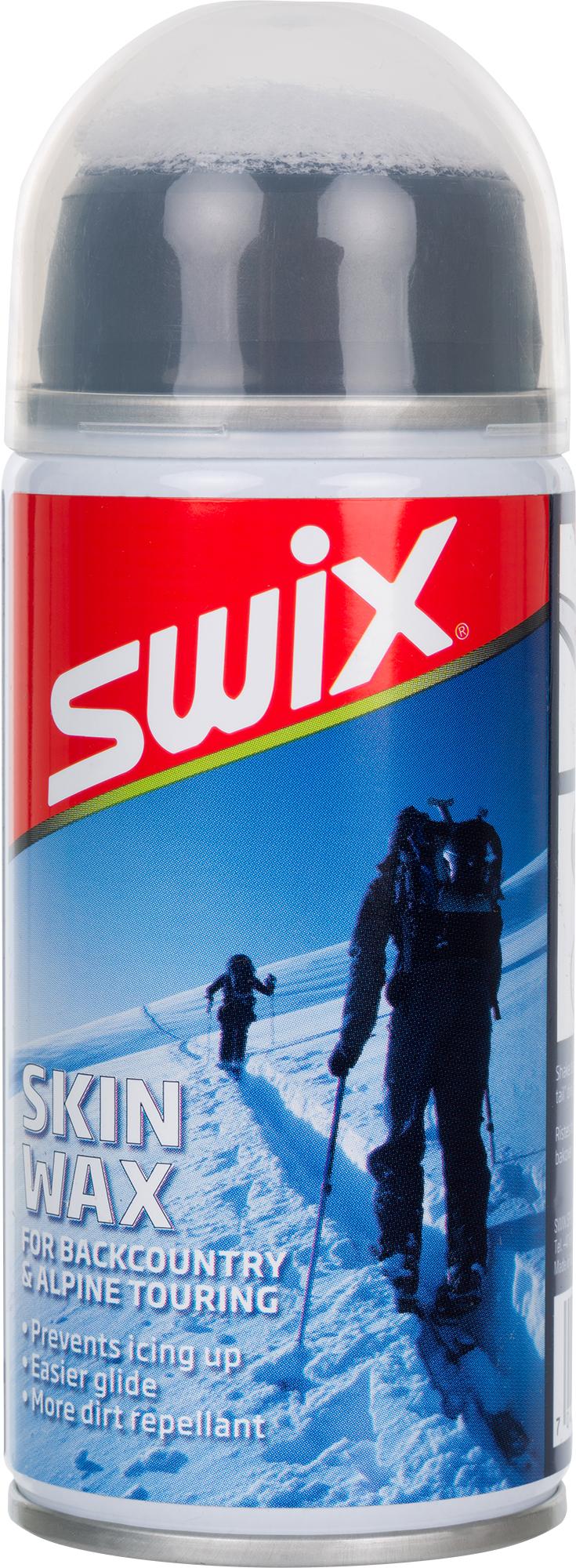 Swix Мазь скольжения быстрого нанесения для лыж с камусом Swix мазь твердая swix v0060 swix красный 45гр