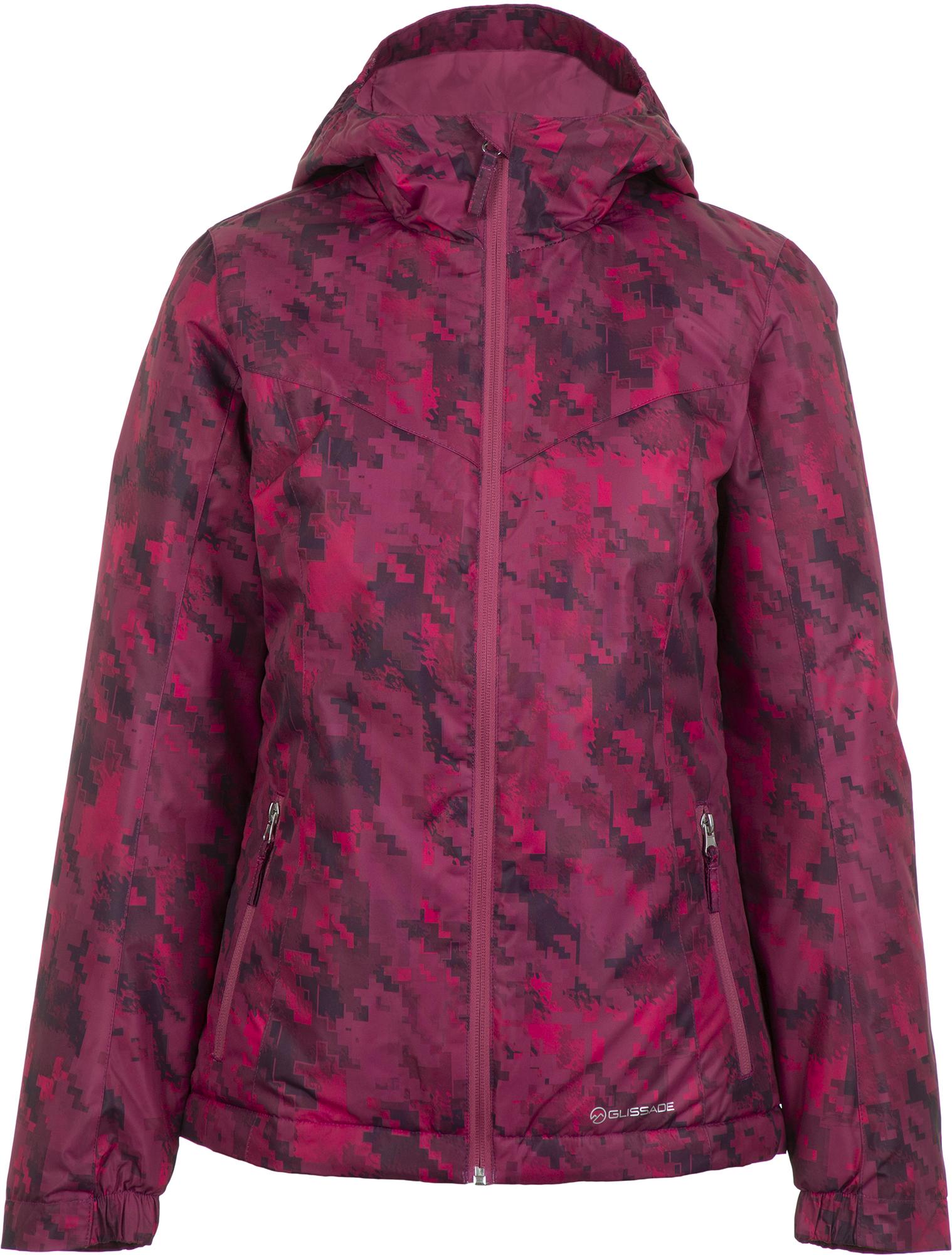 Glissade Куртка утепленная женская Glissade, размер 56