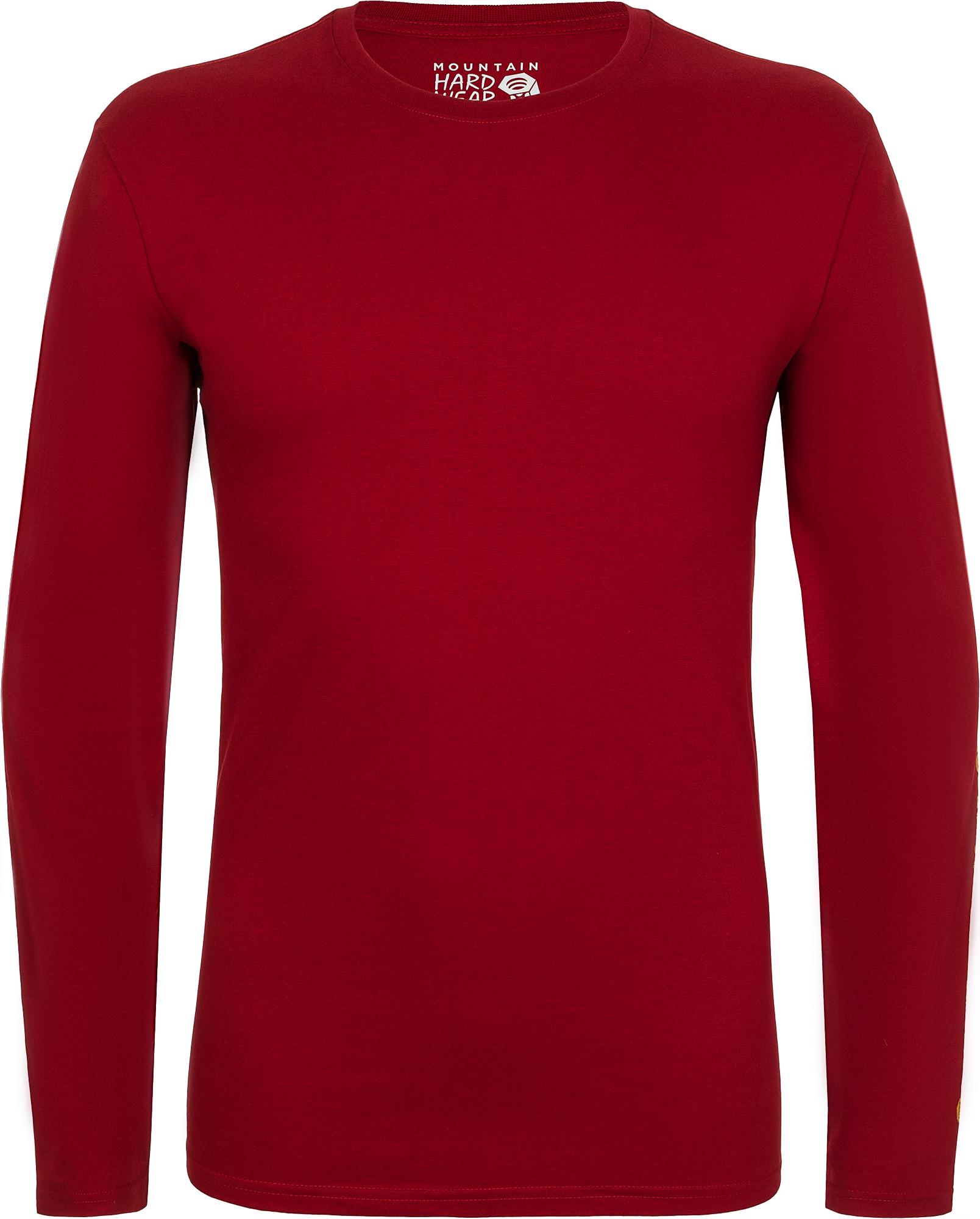 цена на Mountain Hardwear Лонгслив мужской Mountain Hardwear Vertical Oriented™, размер 56