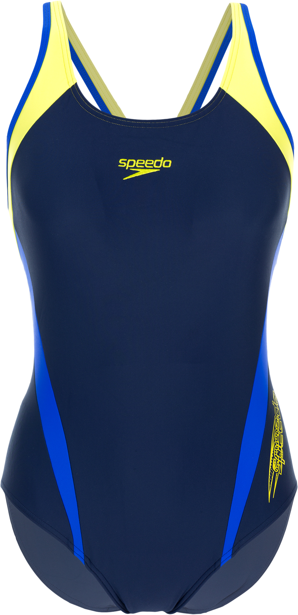 Speedo Купальник женский Speedo Logo Splice speedo sp473duicm58