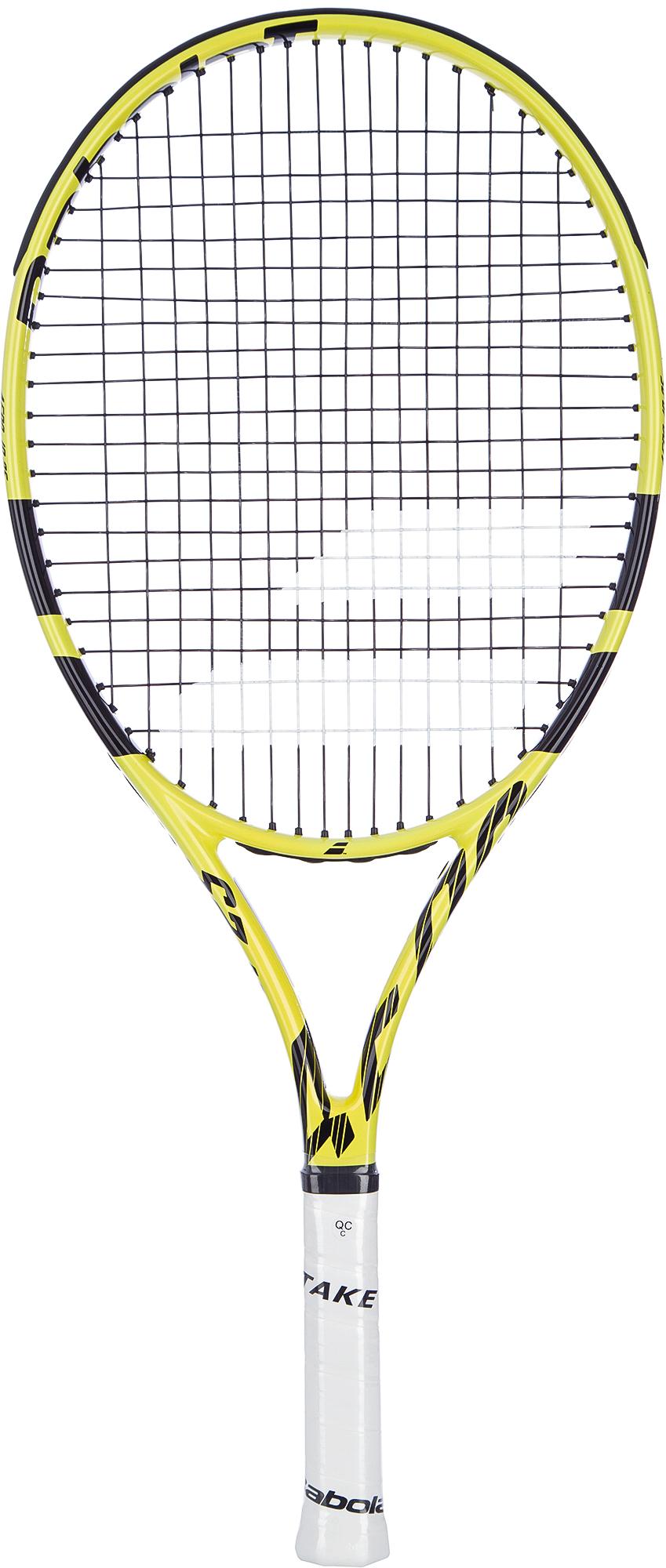 Babolat Ракетка для большого тенниса детская Babolat AERO JUNIOR 25 babolat набор мячей для большого тенниса babolat championship x3 размер без размера