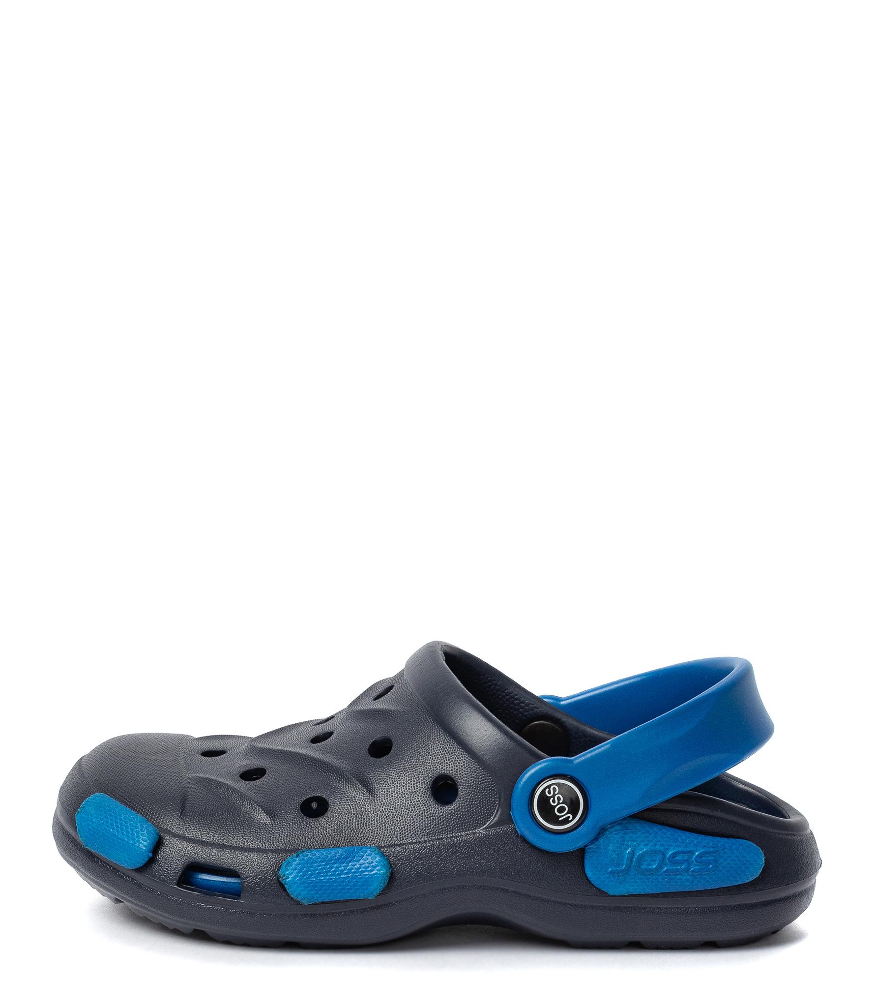 цена на Joss Шлепанцы для мальчиков Joss Garden Shoes, размер 28-29