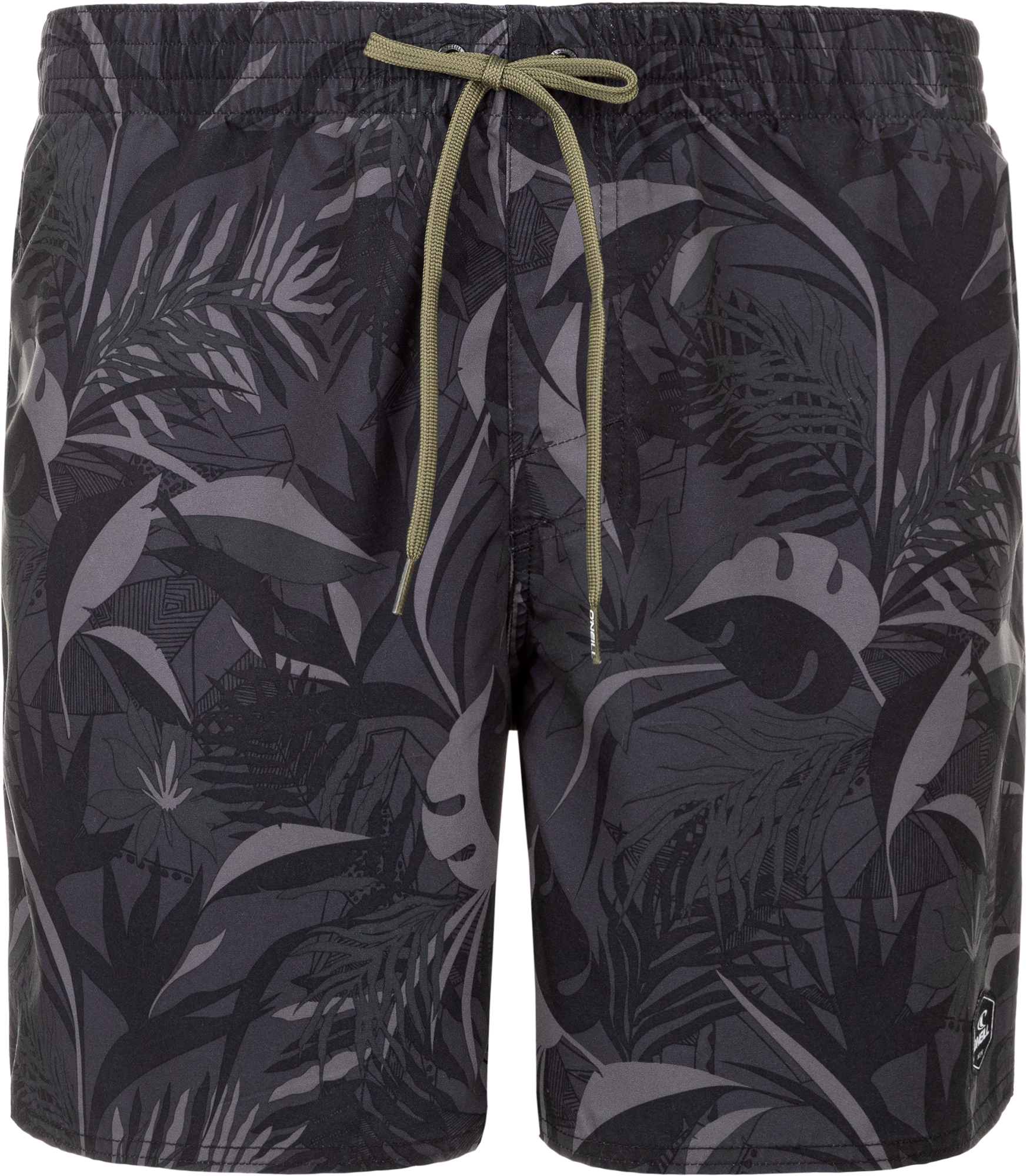 O'Neill Шорты пляжные мужские O'Neill Flower, размер 44 o neill шорты пляжные мужские o neill cali размер 54 56
