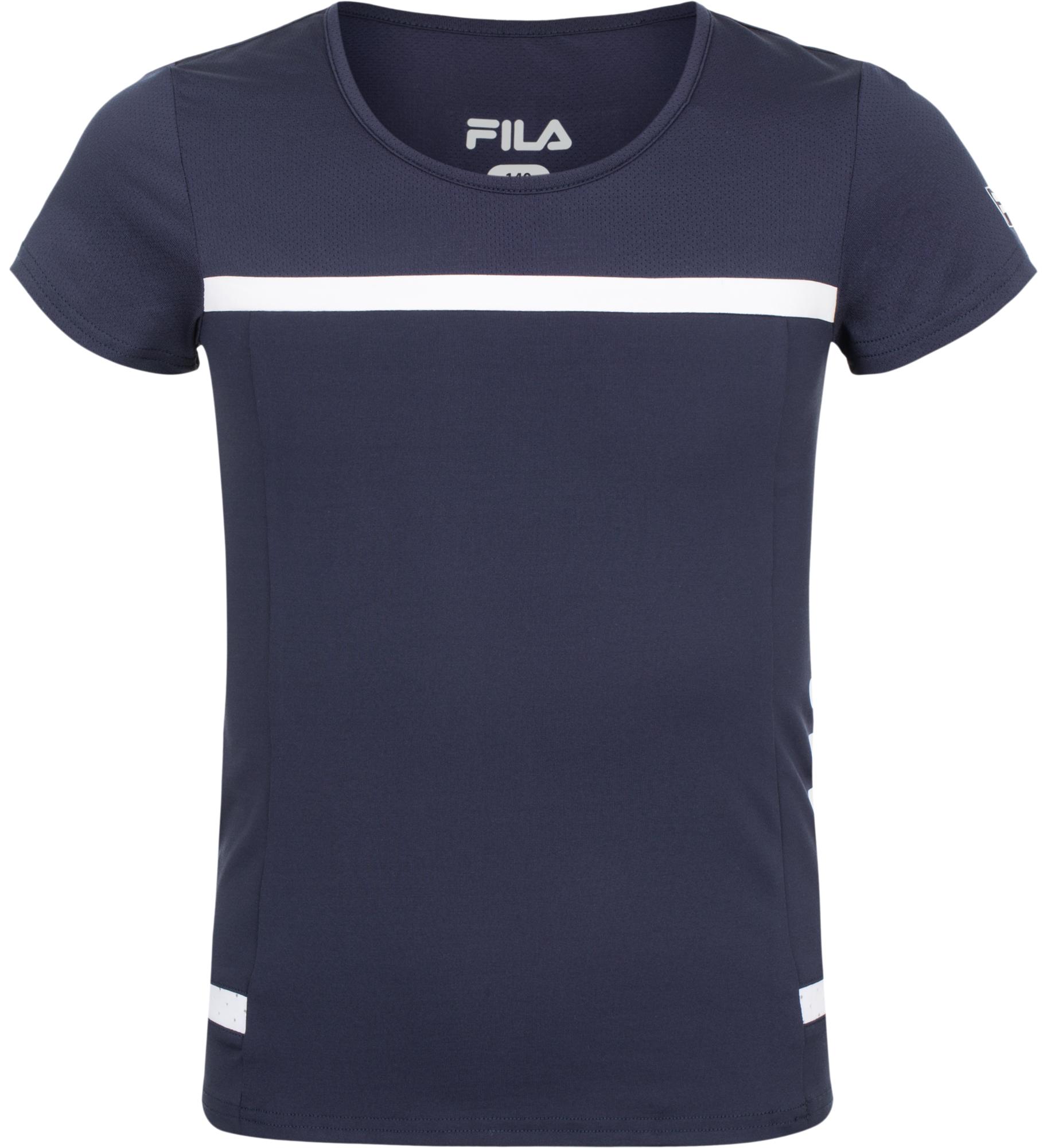 Fila Футболка для девочек Fila, размер 164