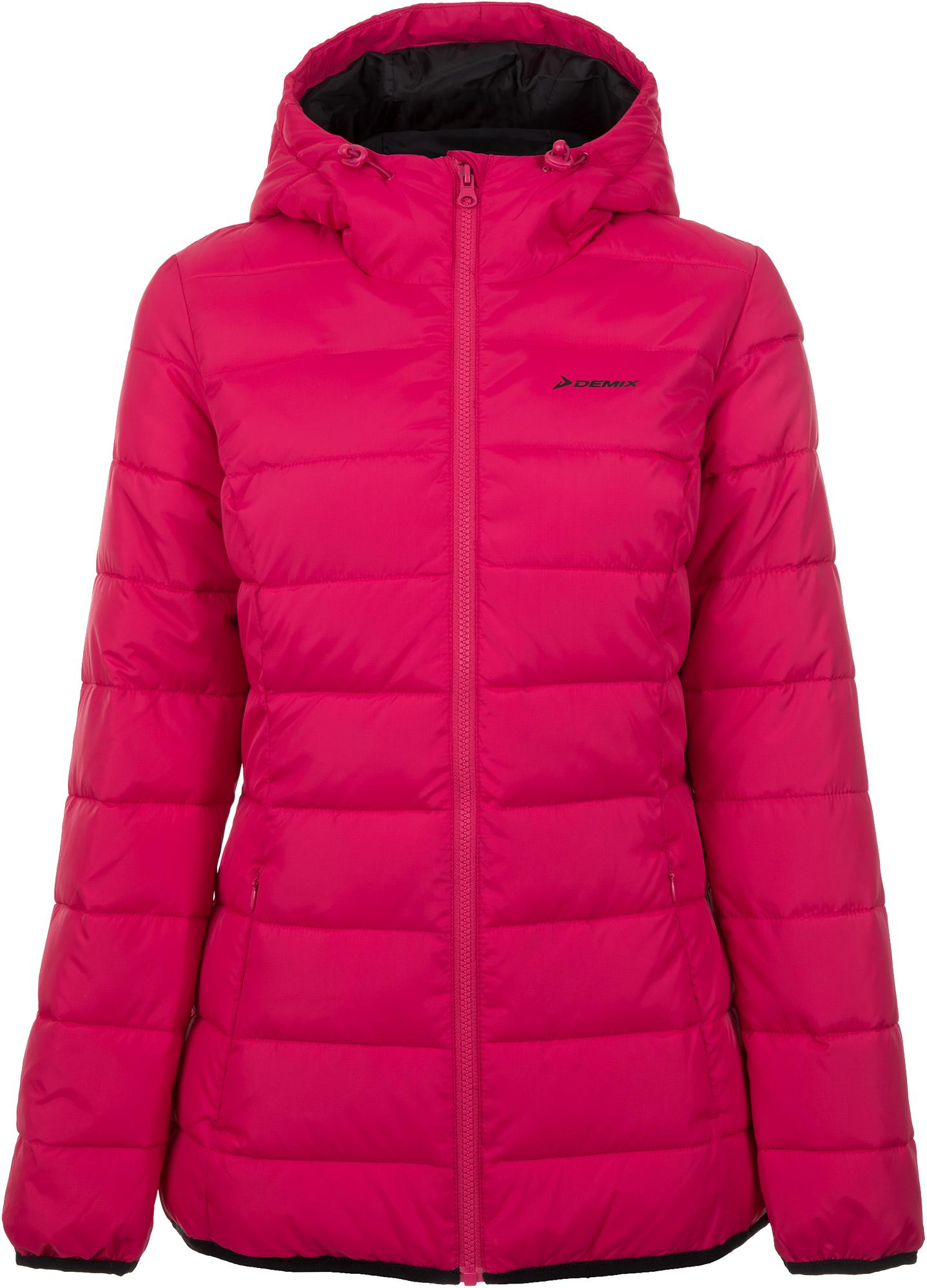 Demix Куртка утепленная женская Demix Basic, размер 50-52