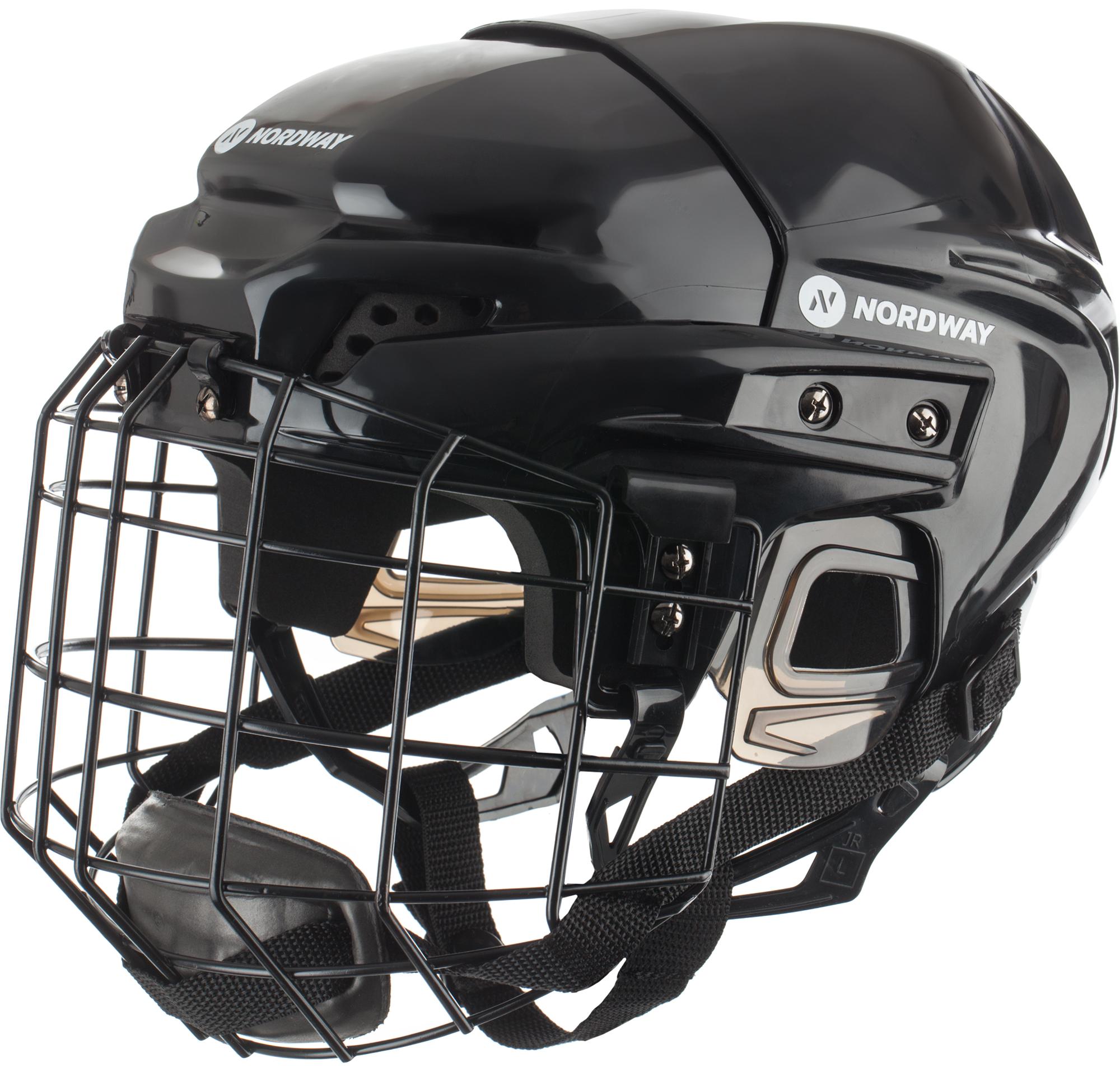 Nordway Шлем хоккейный с маской детский Nordway