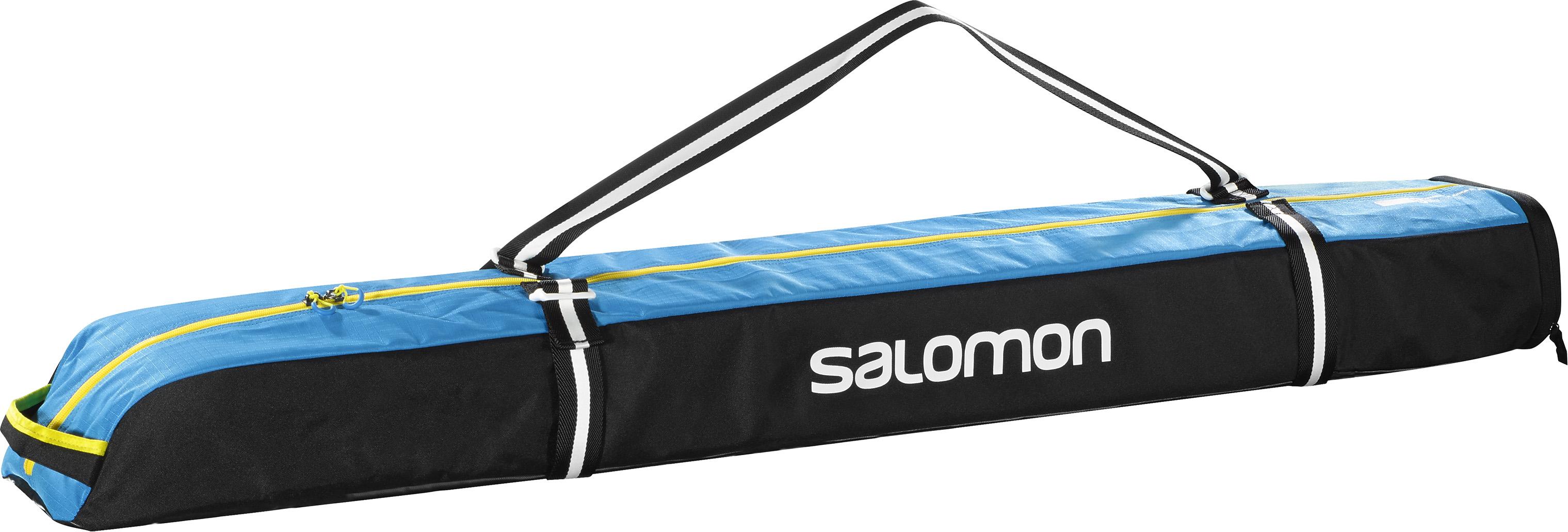 Salomon Чехол для горных лыж Salomon Extend 1P 130+25 см ботинки для горных лыж в украине