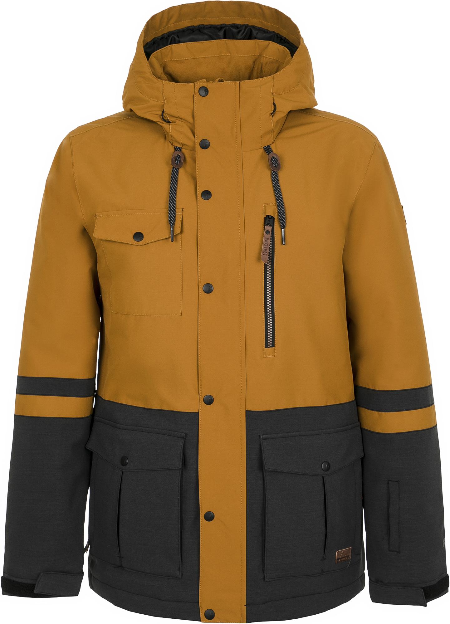 Protest Куртка утепленная мужская Protest Worton, размер 50-52