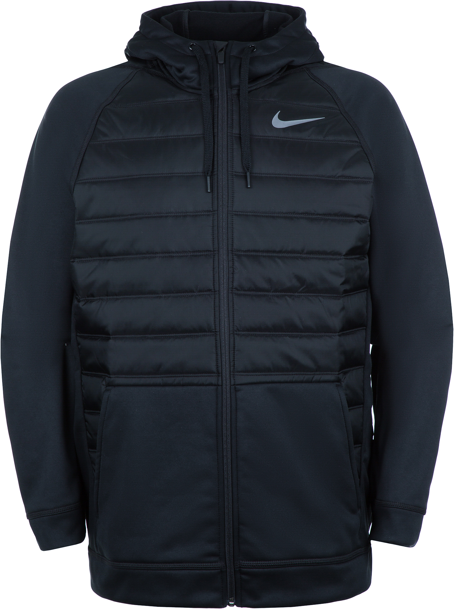 Nike Толстовка мужская Nike Therma, размер 44-46 nike джемпер для девочек nike therma