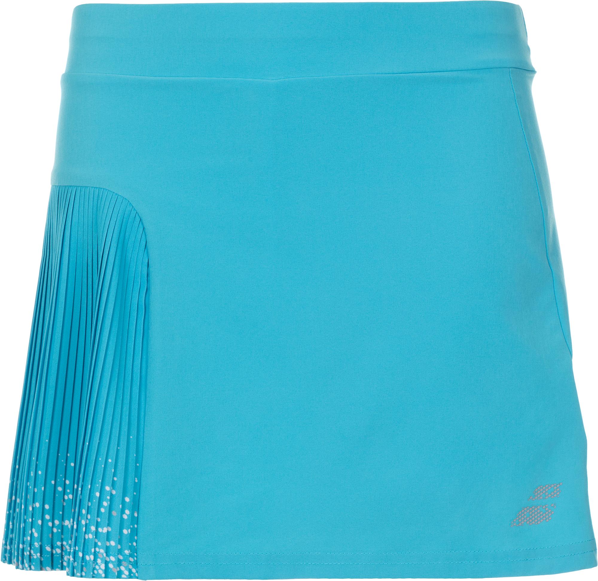 Babolat Юбка-шорты для девочек Babolat Perf, размер 152-164