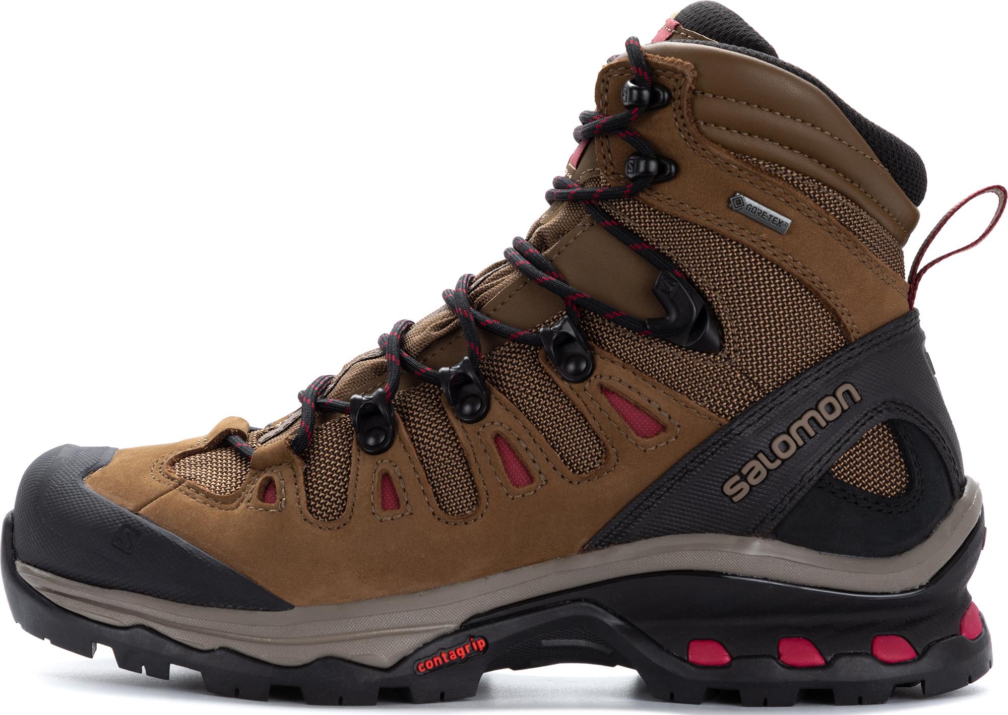 Salomon Ботинки женские Salomon Quest 4D 3 Gtx, размер 40 ботинки женские daze цвет темно серый 16507z 3 2l размер 36
