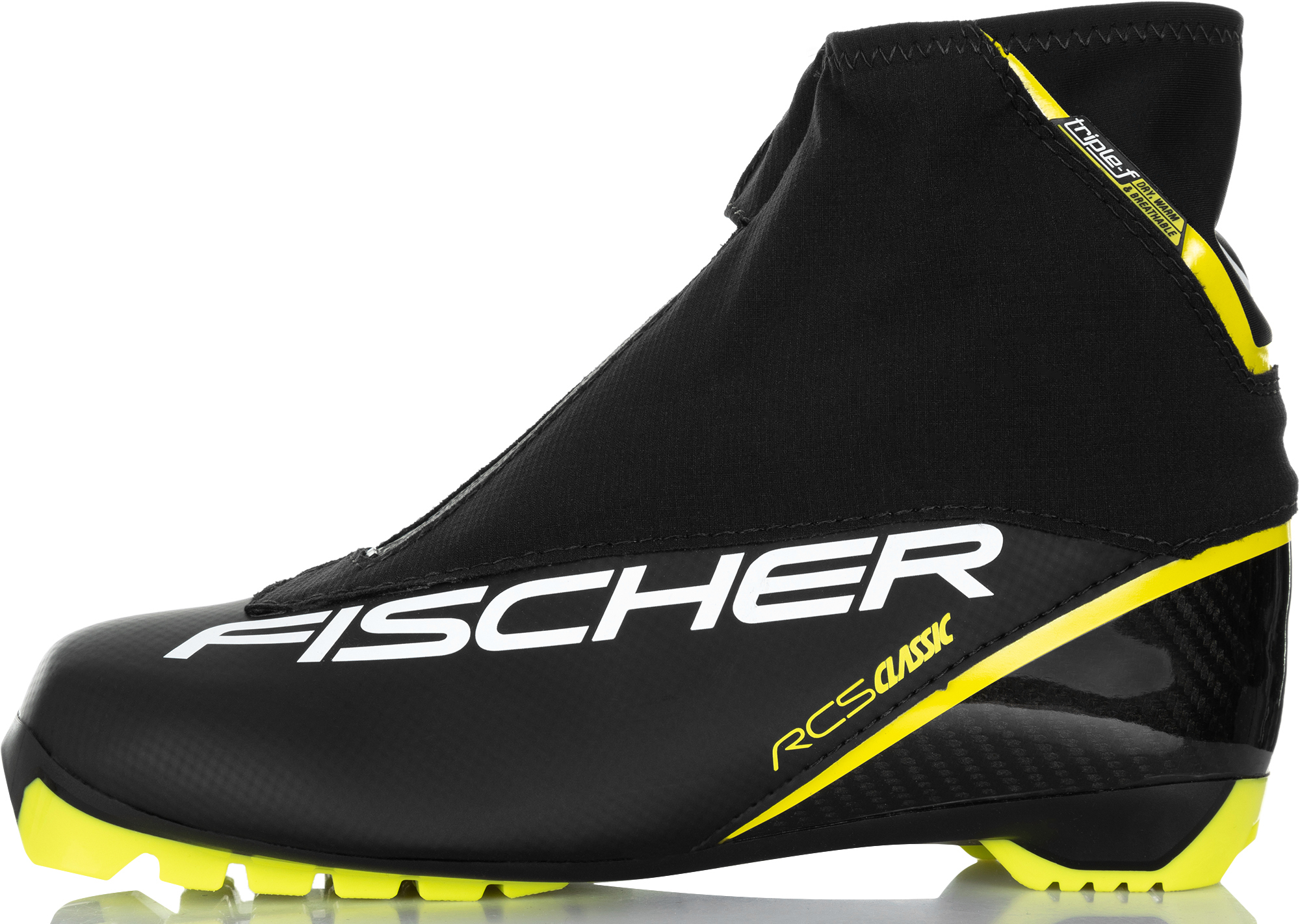 Fischer Ботинки для беговых лыж Fischer RCS Classic, размер 41 цена