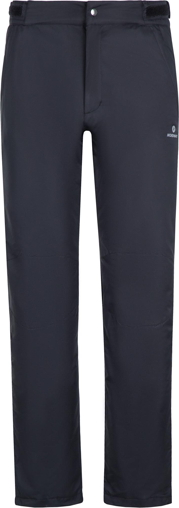 Nordway Брюки утепленные мужские Nordway, размер 56 брюки мужские oodji цвет темно синий 2b200024m 47530n 7900n размер 48 56 182