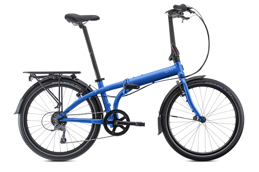 Tern Велосипед складной Tern Node D8 24