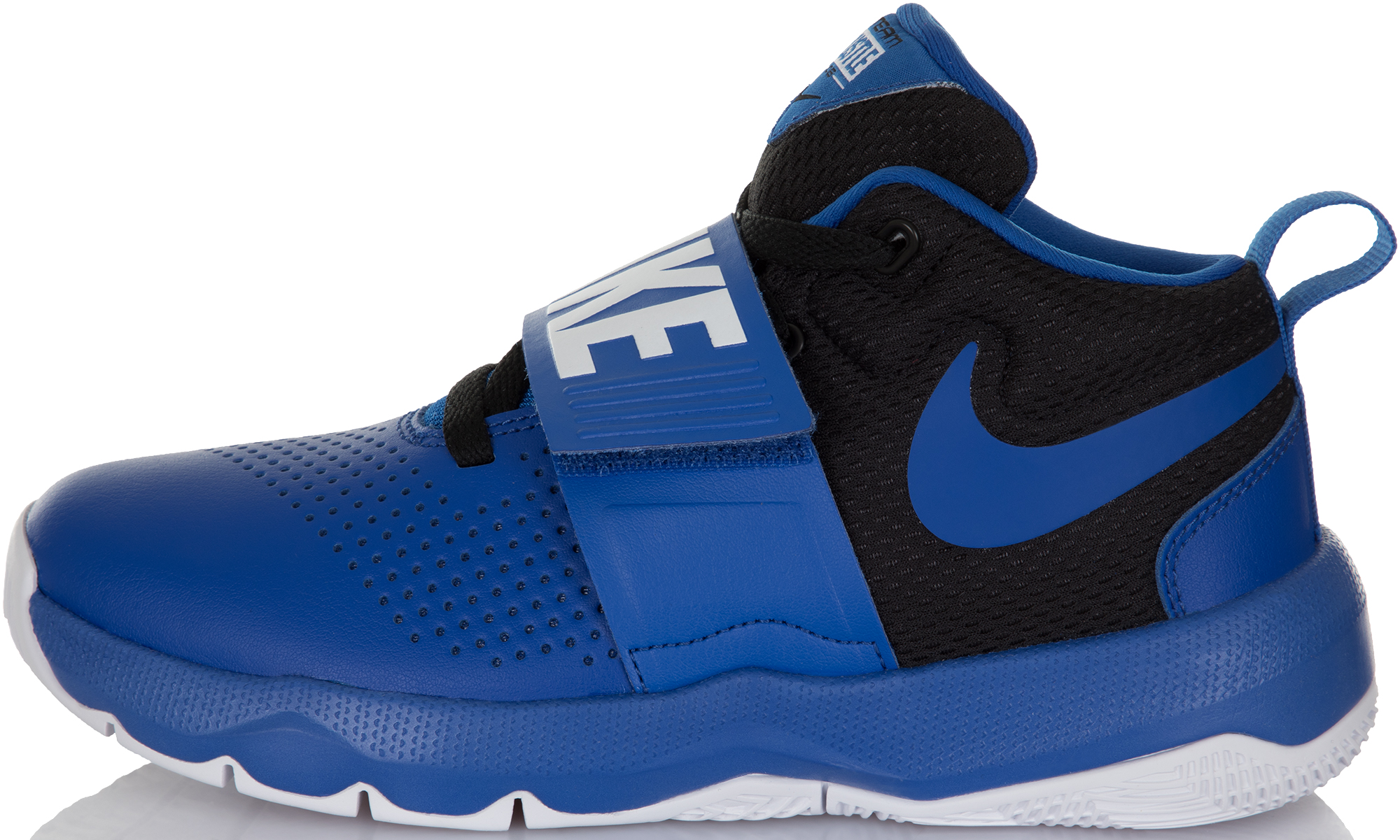 Nike Кроссовки для мальчиков Nike Team Hustle D 8 (GS), размер 37 цены онлайн