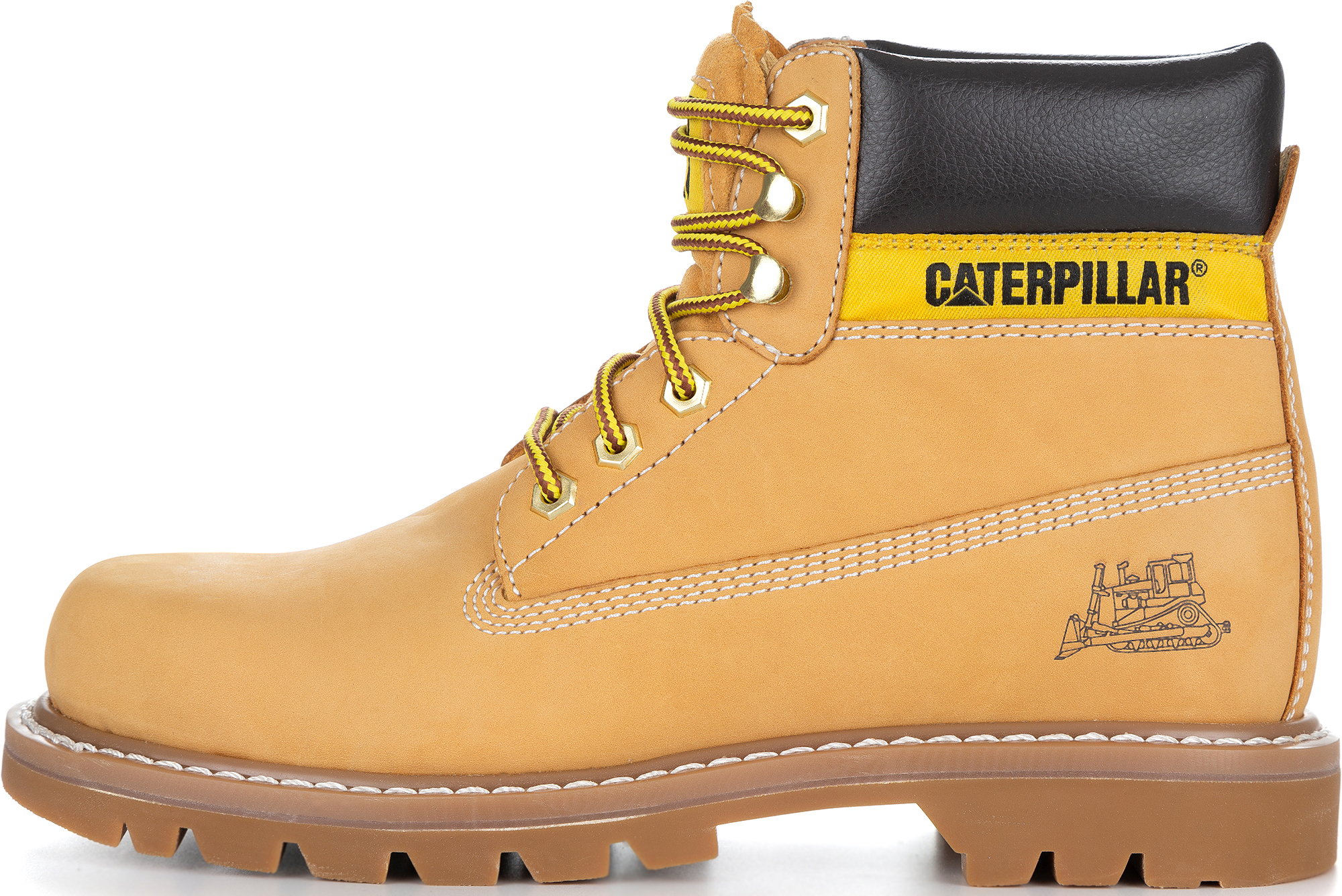 Caterpillar Ботинки мужские Caterpillar Colorado, размер 43 colorado avalanche