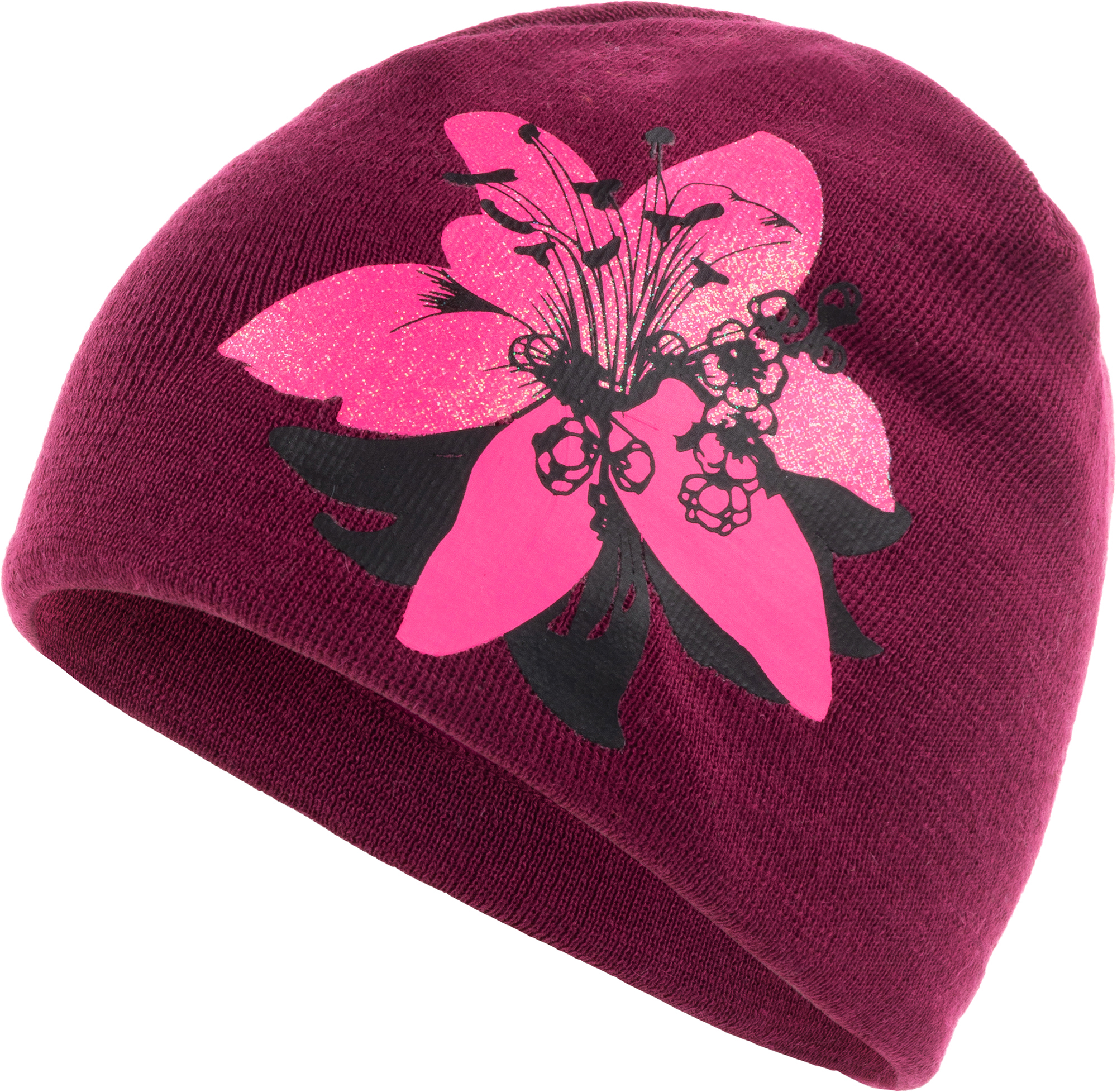 LASSIE Шапка для девочек LASSIE Elliya, размер 54 шапка для девочки lassie цвет розовый 7287185161 размер 50 52