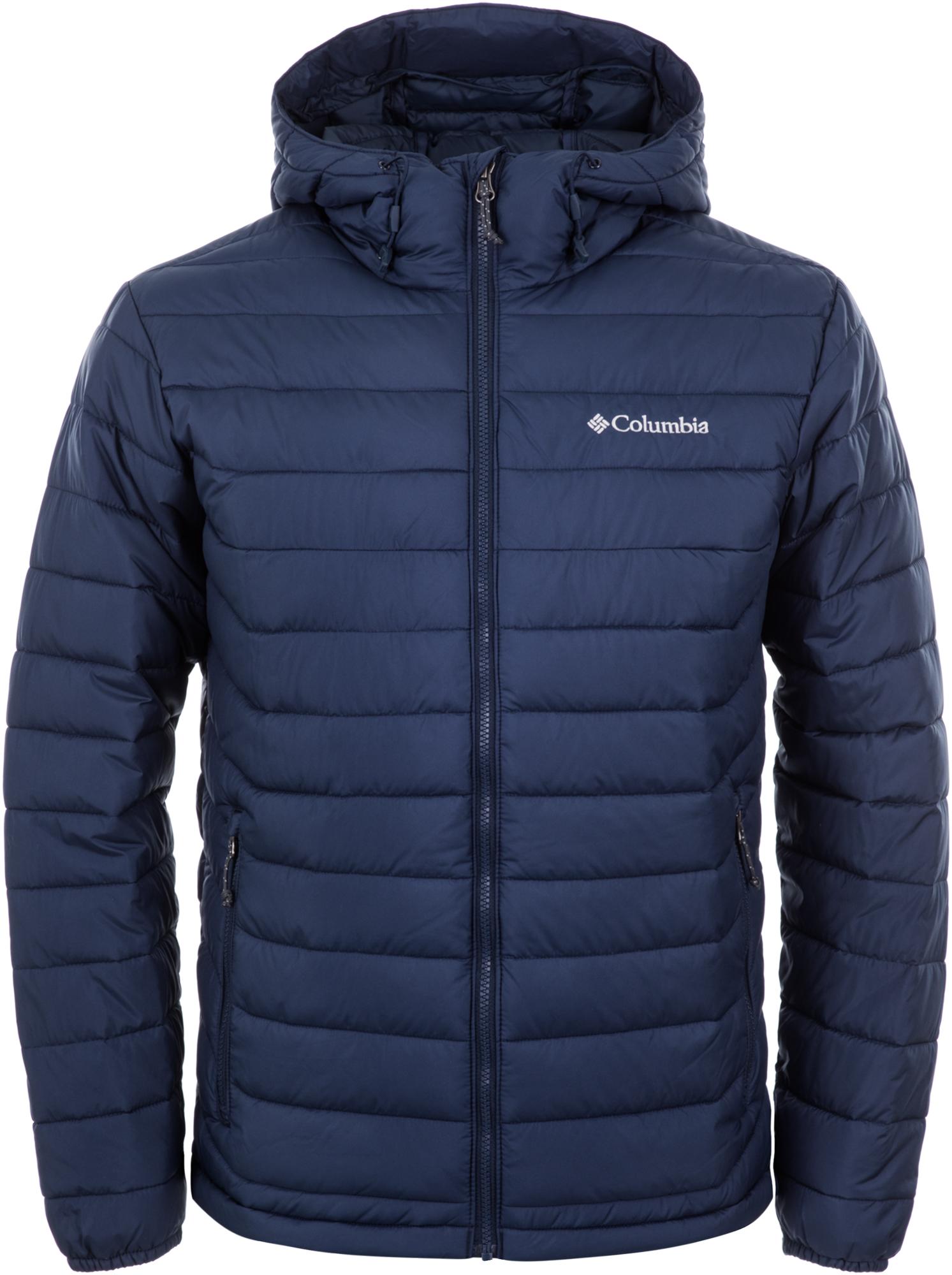 Columbia Куртка утепленная мужская Columbia Powder Lite, размер 52-54 цена