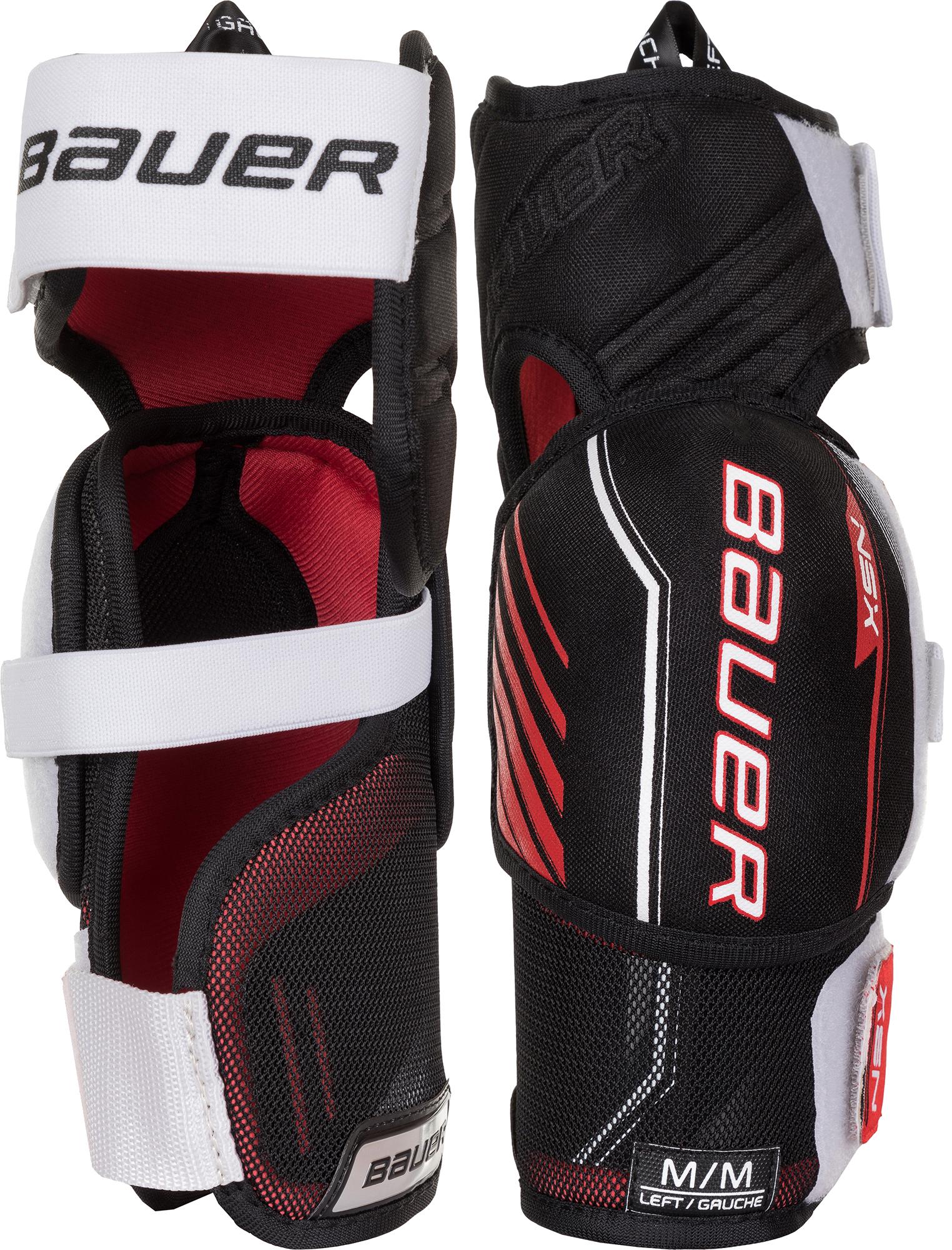 Bauer Налокотники хоккейные Bauer NSX, размер 50-52 стоимость