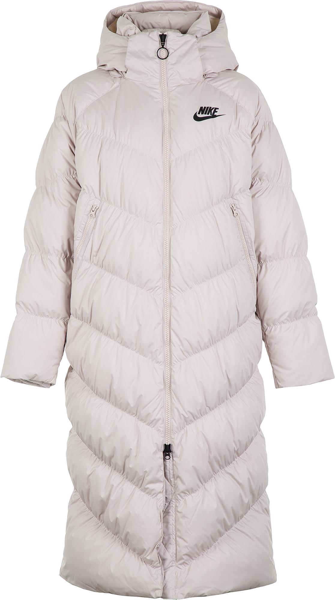 цена на Nike Куртка пуховая женская Nike, размер 46-48