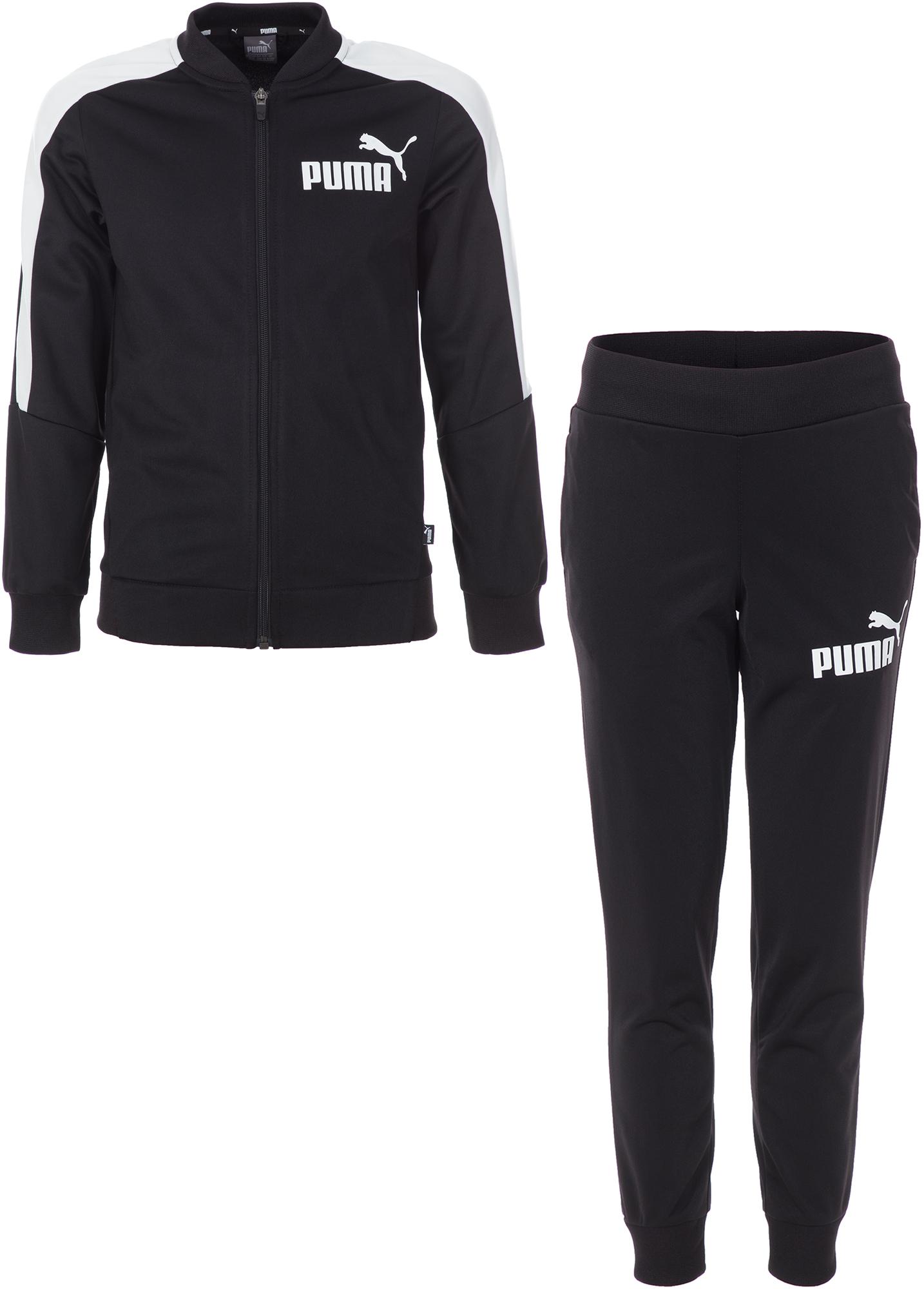 купить Puma Костюм спортивный для мальчиков Puma Baseball Collar Track, размер 128 по цене 3199 рублей