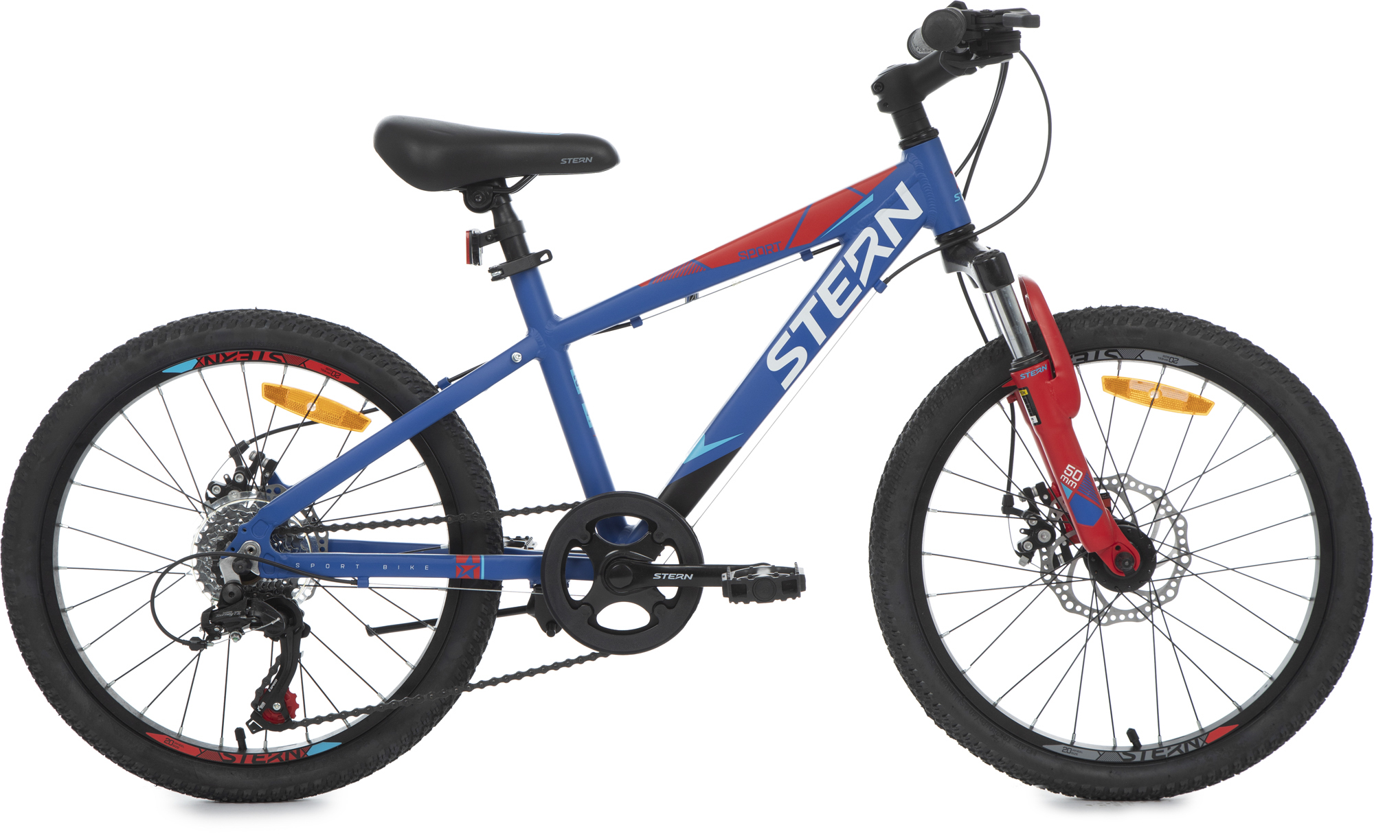 Stern Велосипед подростковый Stern Attack 20 Sport цена