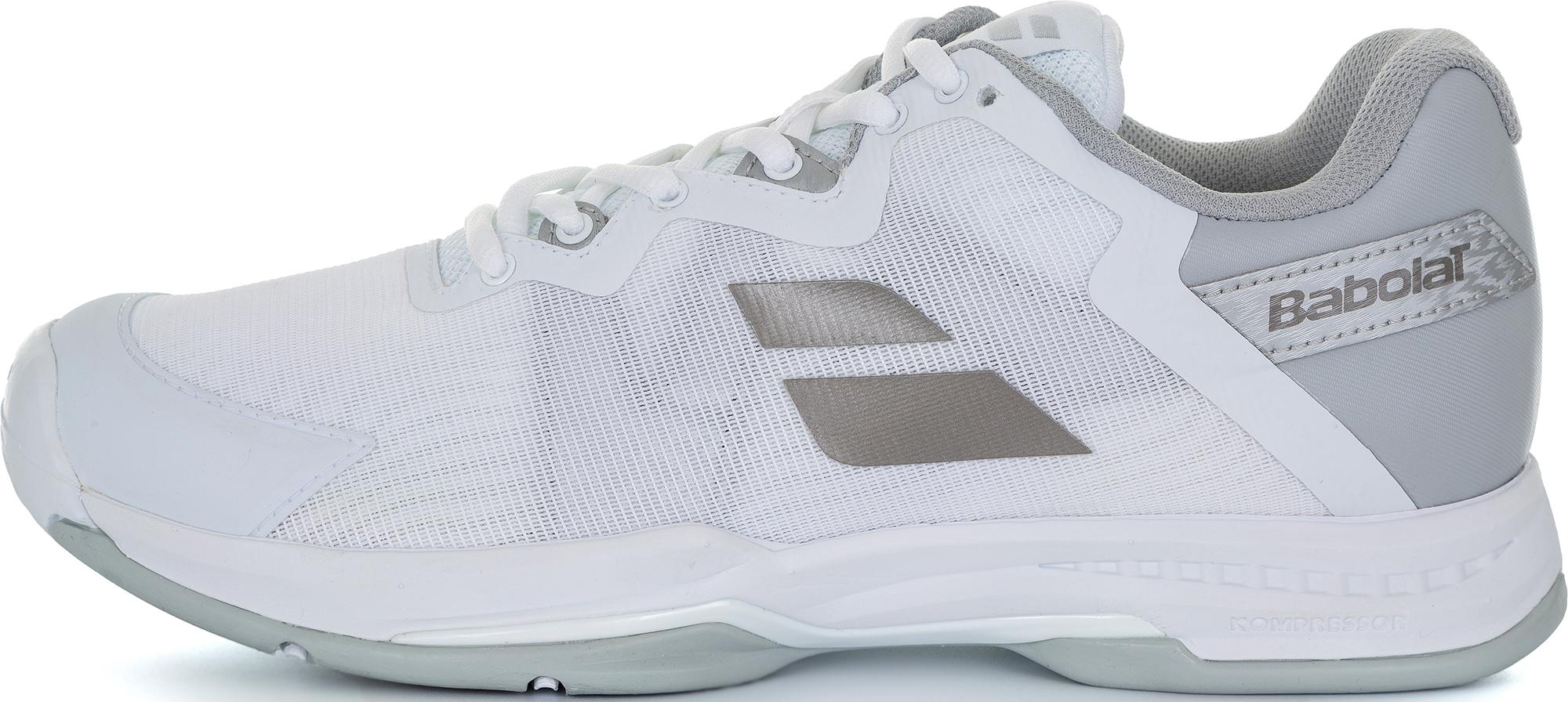 Babolat Кроссовки женские Babolat Sfx3 All Court, размер 40 кроссовки мужские adidas all court цвет белый bb9926 размер 7 39