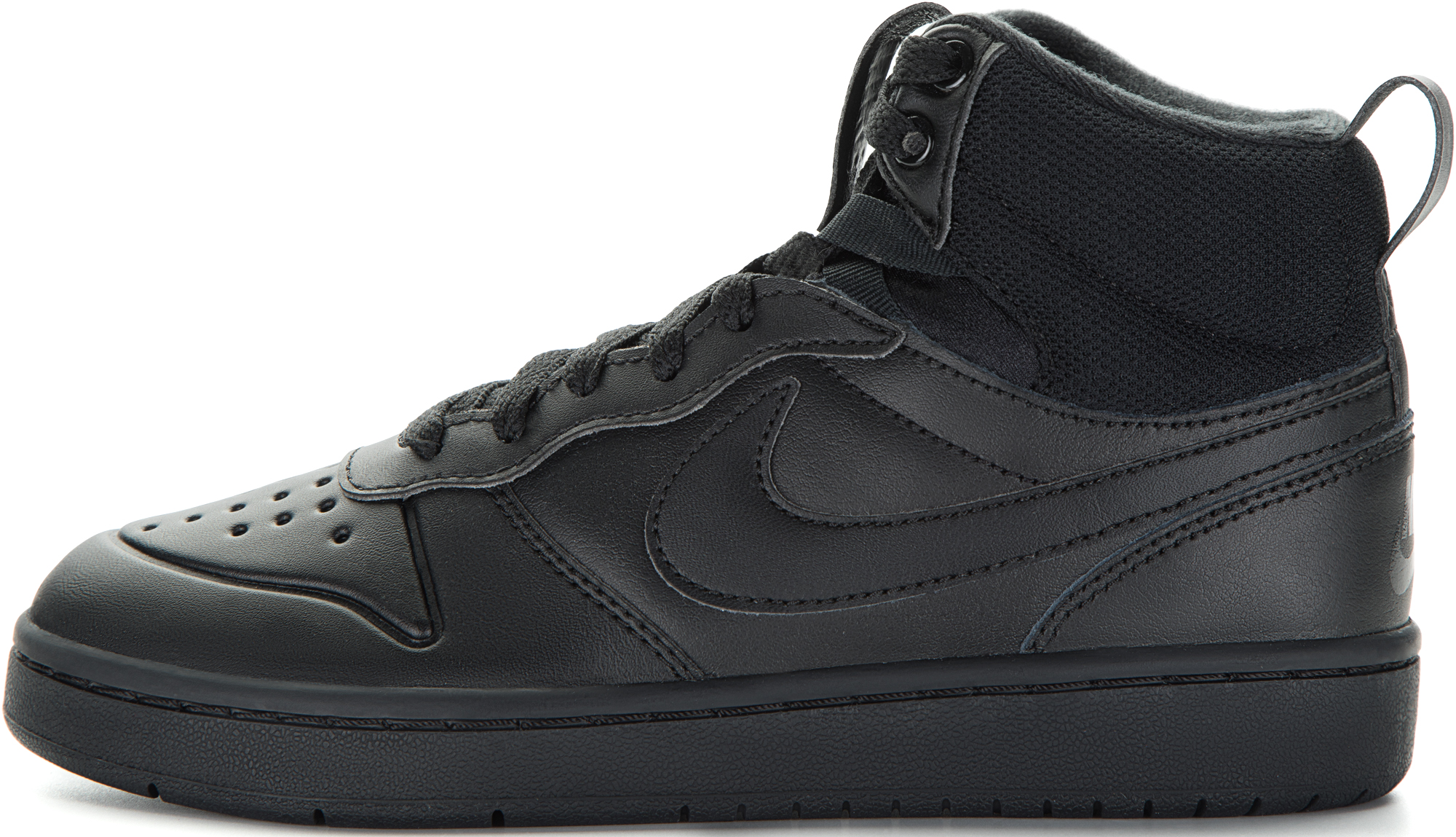 Nike Кеды для мальчиков Nike Court Borough Mid 2 Boot, размер 39 кеды nike кеды nike court borough mid td