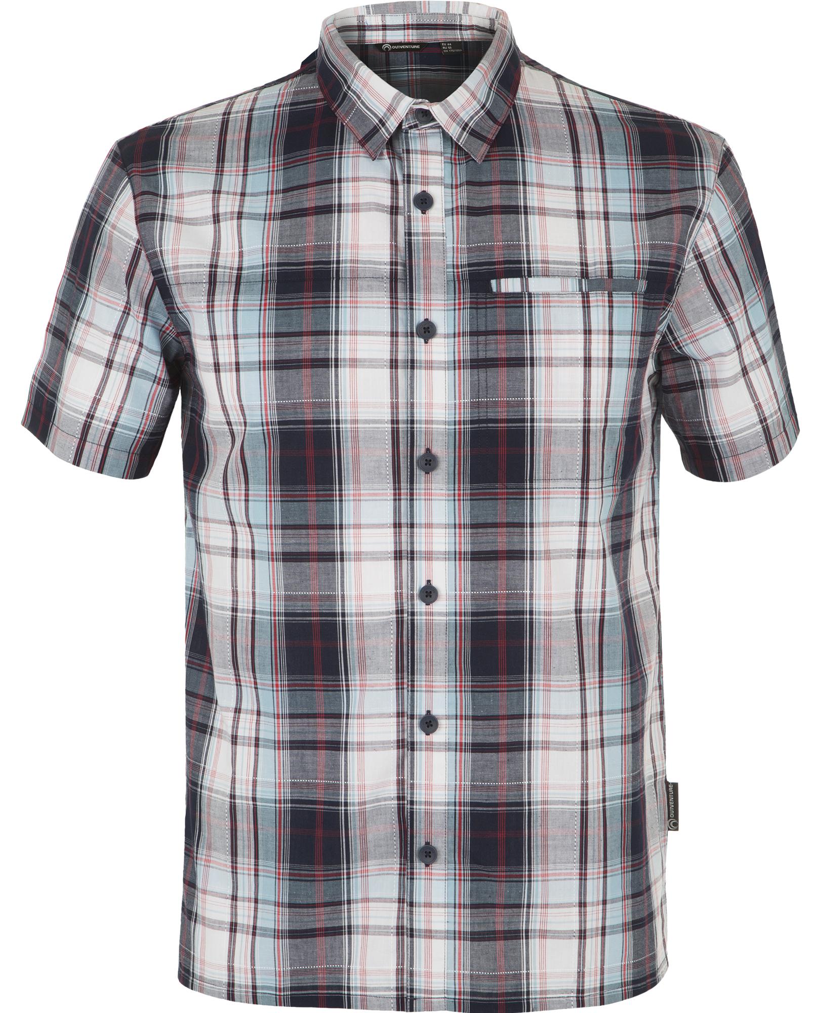 Outventure Рубашка мужская Outventure, размер 52