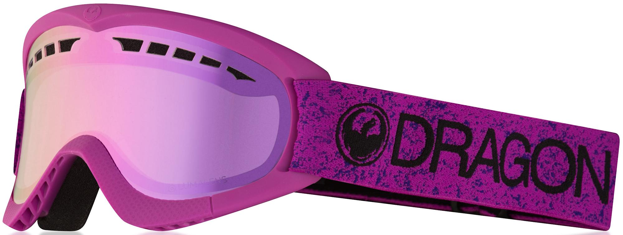 Dragon Маска сноубордическая Dragon DXS