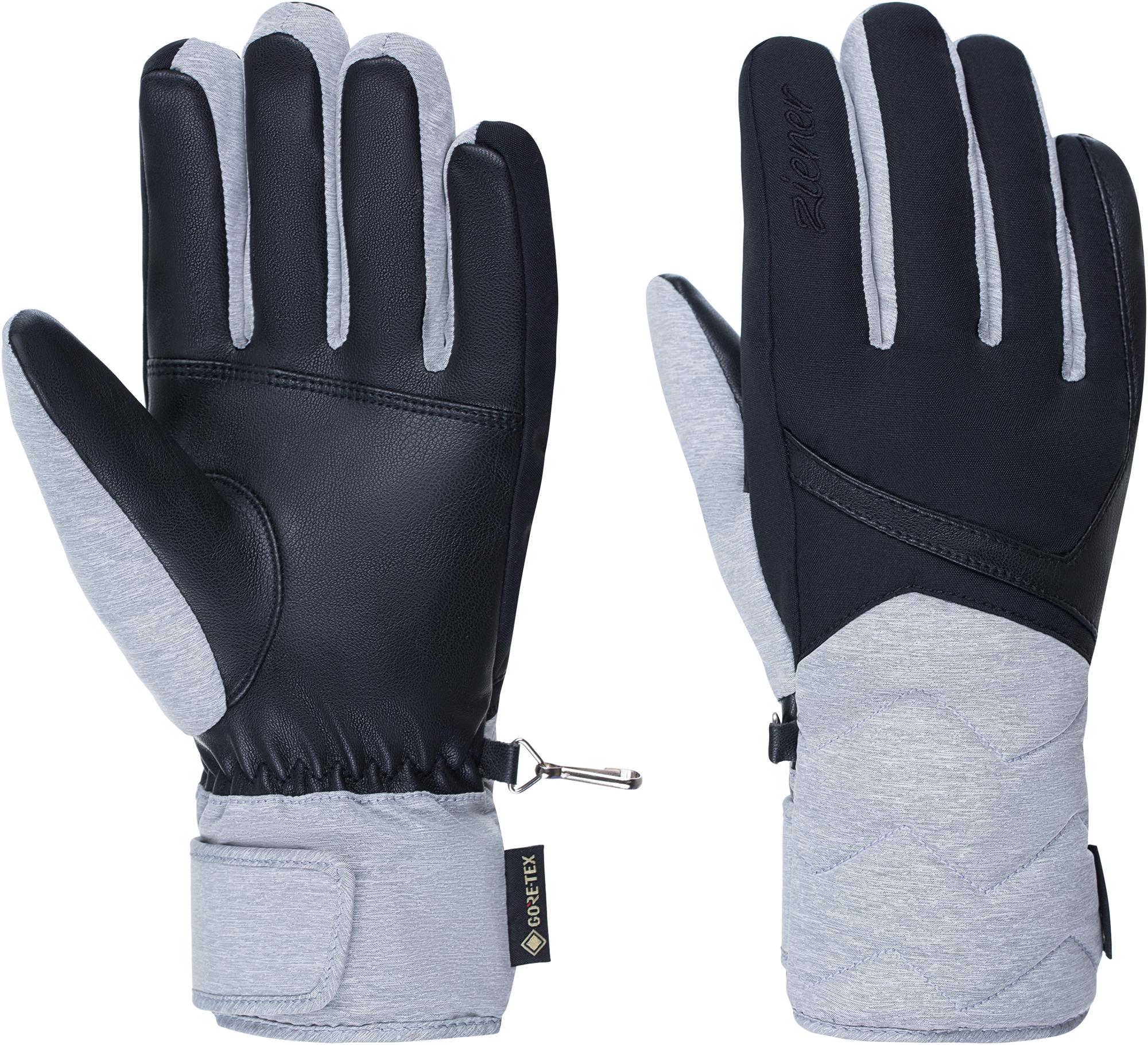 Ziener Перчатки женские Ziener Kyrena GTX, размер 8 ziener перчатки мужские ziener gliss gtx размер 9