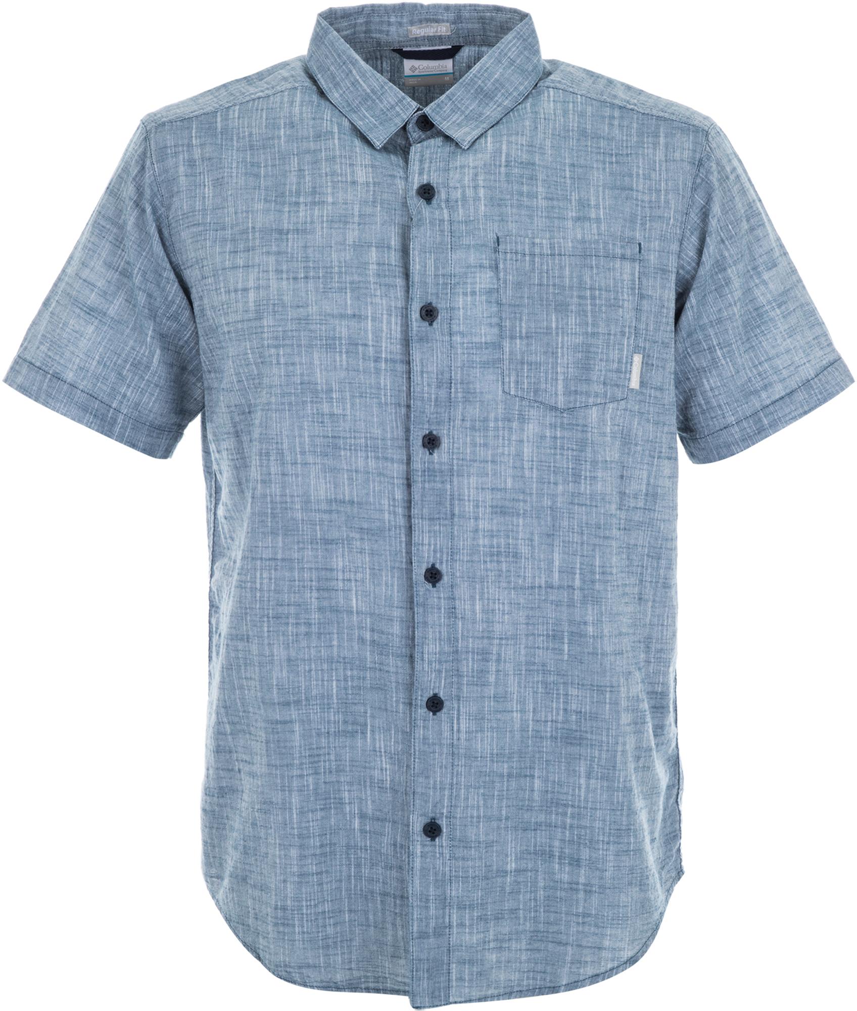 Фото - Columbia Рубашка мужская Columbia Under Exposure YD, размер 48-50 рубашка greg greg mp002xm05sgb