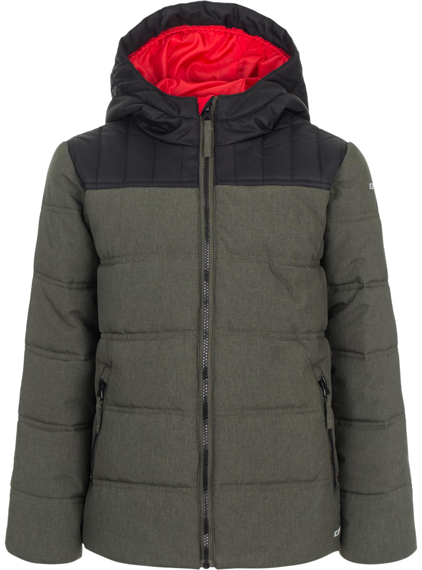 IcePeak Куртка утепленная для мальчиков IcePeak Rimo куртка для мальчиков tz0237