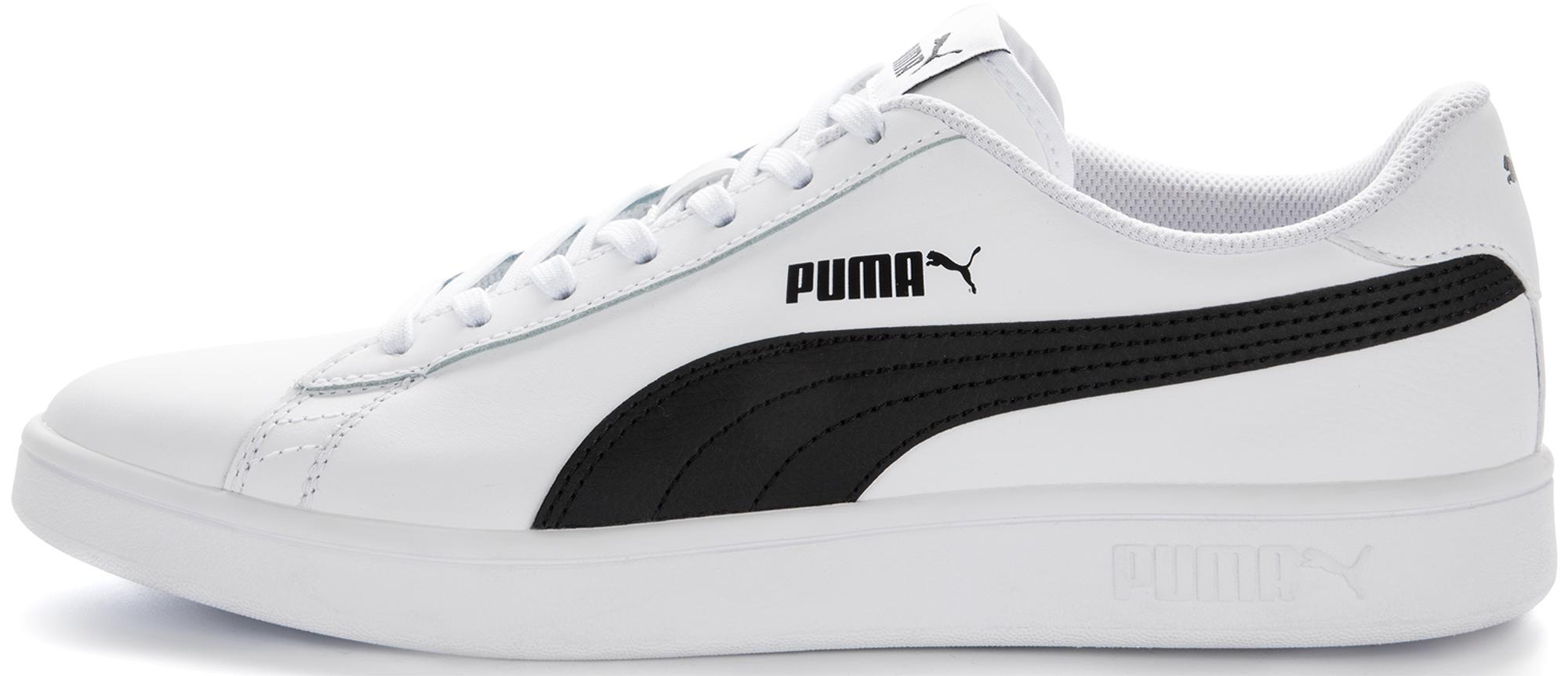Puma Кеды мужские  Smash V2 L, размер 45