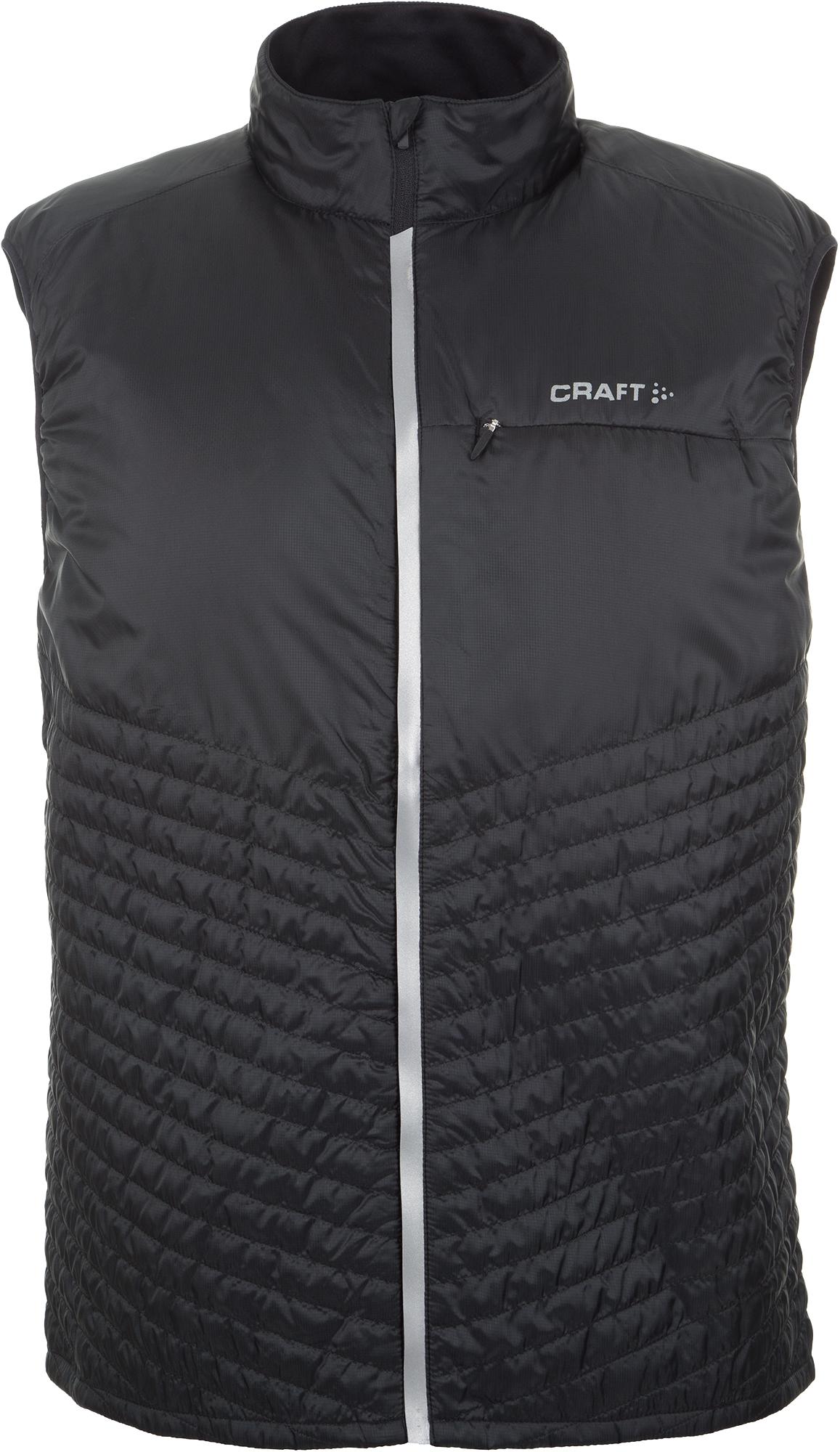 Craft Жилет утепленный мужской Craft Urban Run Body Warmer, размер 52-54 цена