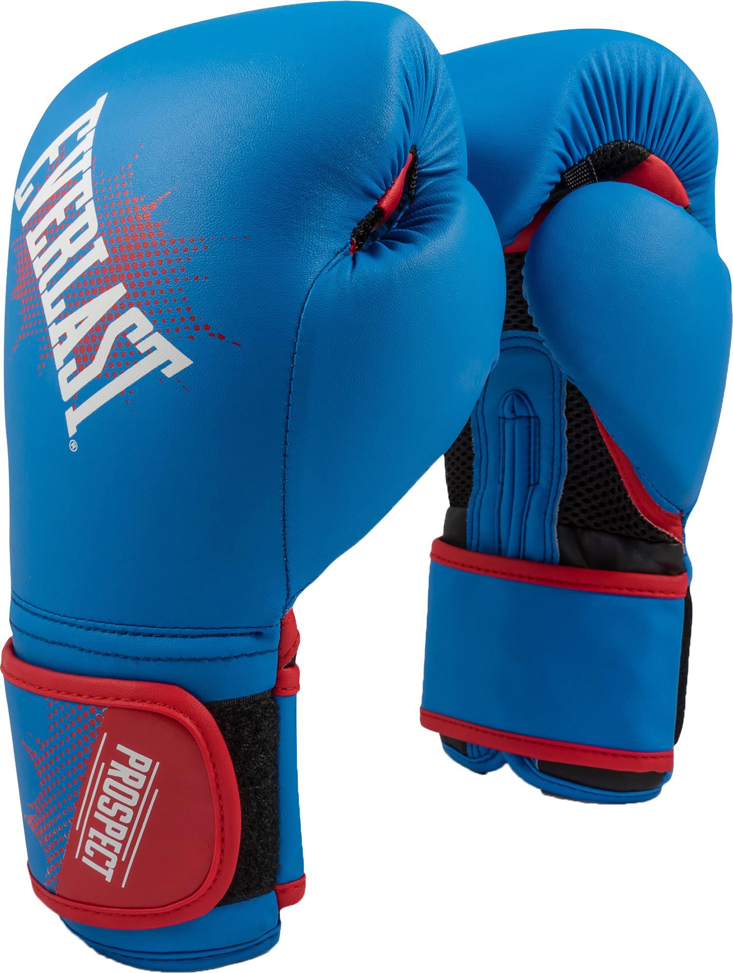 Everlast Перчатки боксерские детские Everlast Prospect, размер 8 oz цена