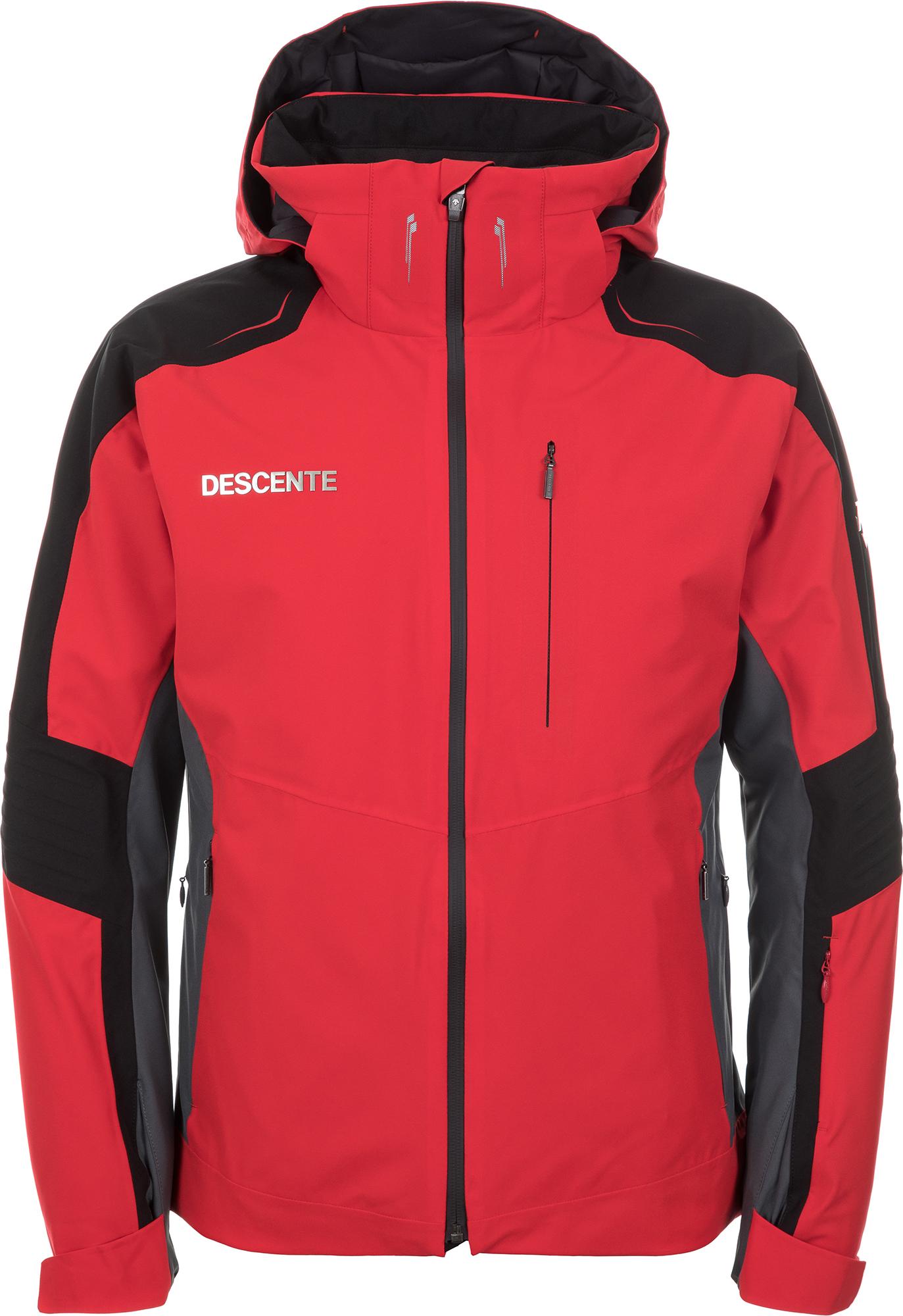 Descente Куртка утепленная мужская Descente Hector, размер 58 цена и фото