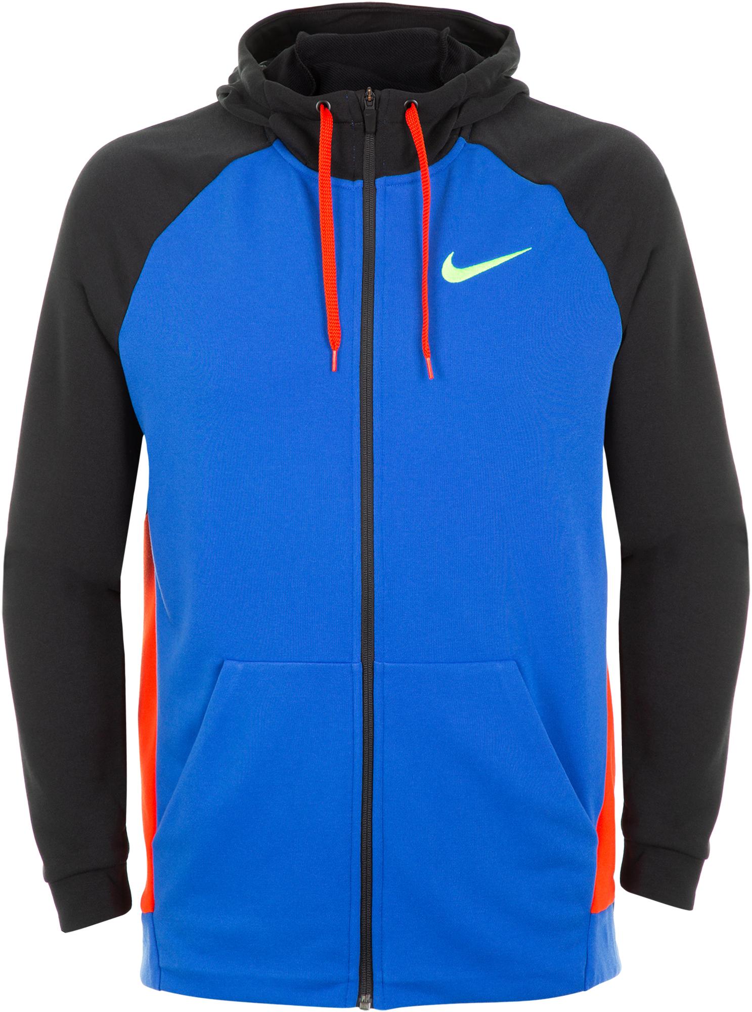 Nike Толстовка мужская Nike Dry, размер 52-54 все цены