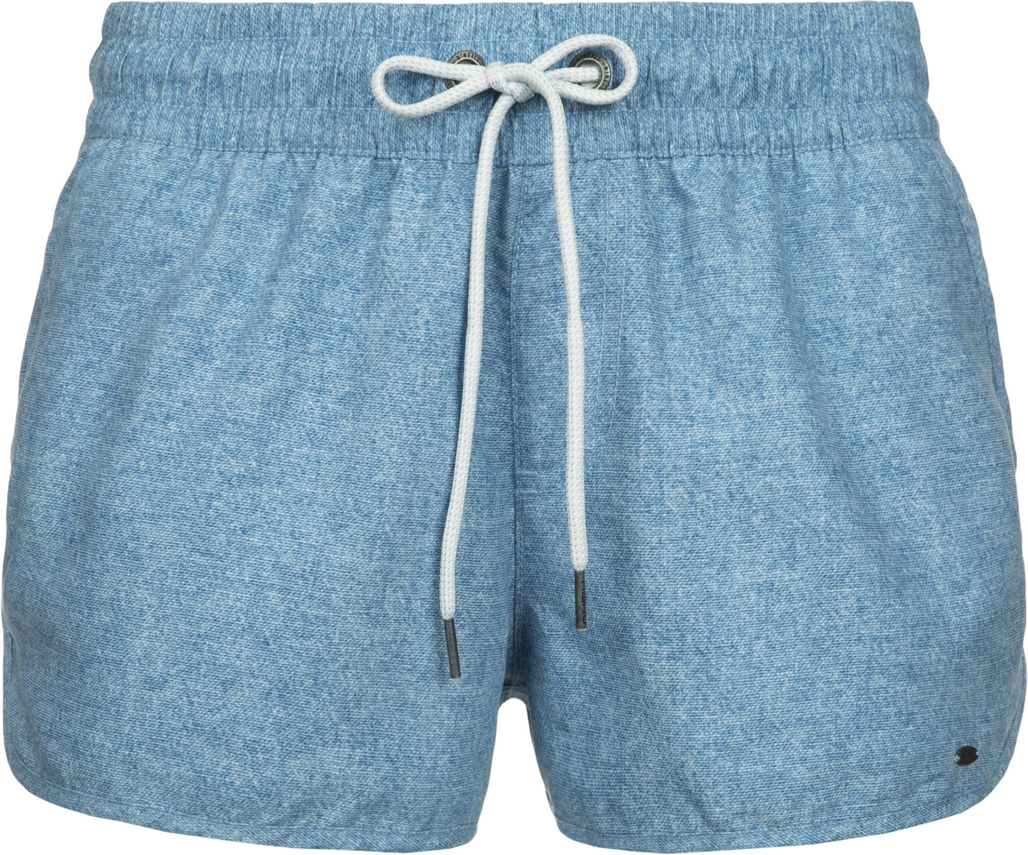 O'Neill Шорты пляжные женские O'Neill Solid, размер 40-42 o neill шорты пляжные мужские o neill cali размер 54 56