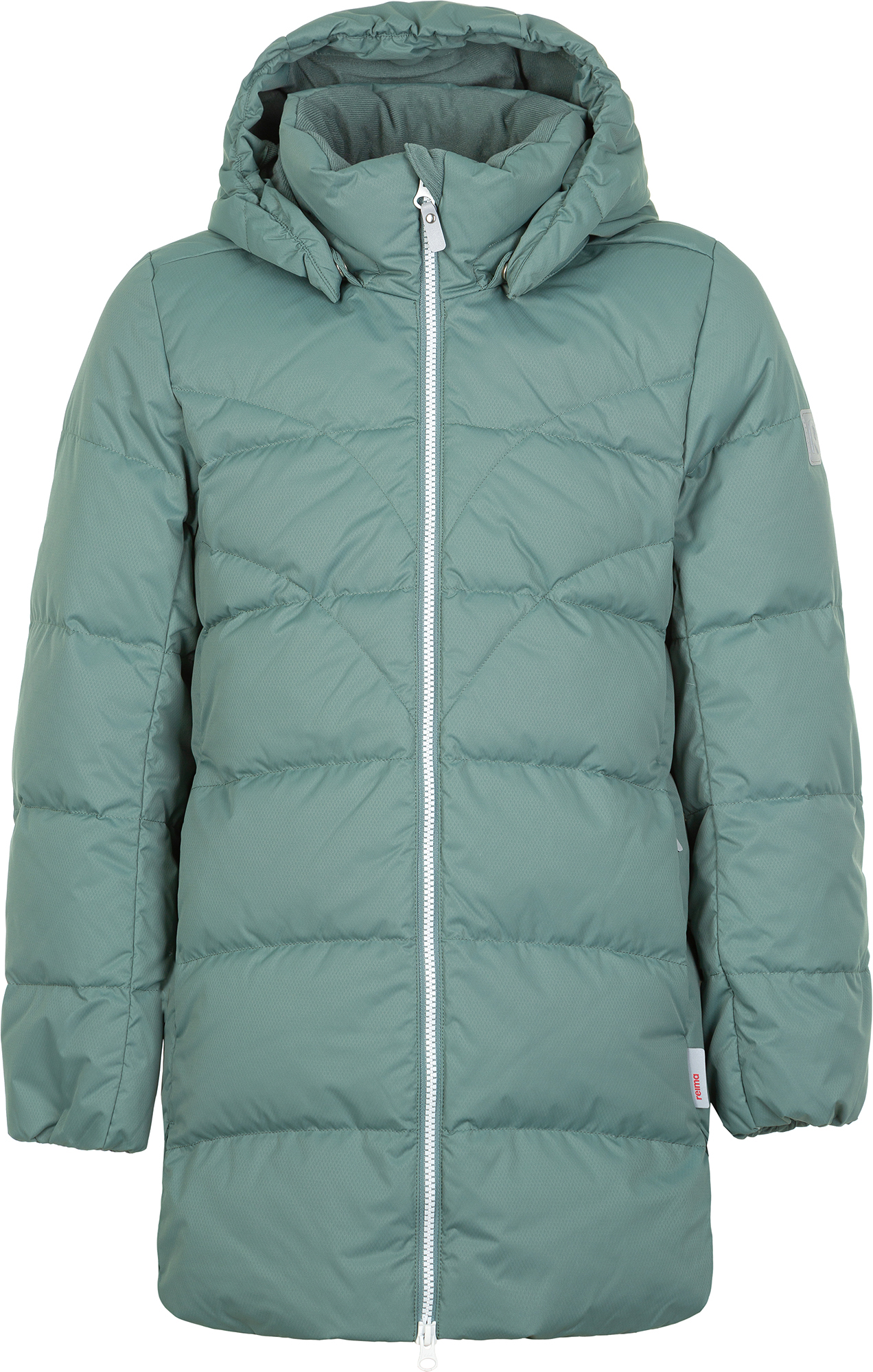 Reima Куртка пуховая для девочек Ahde, размер 158