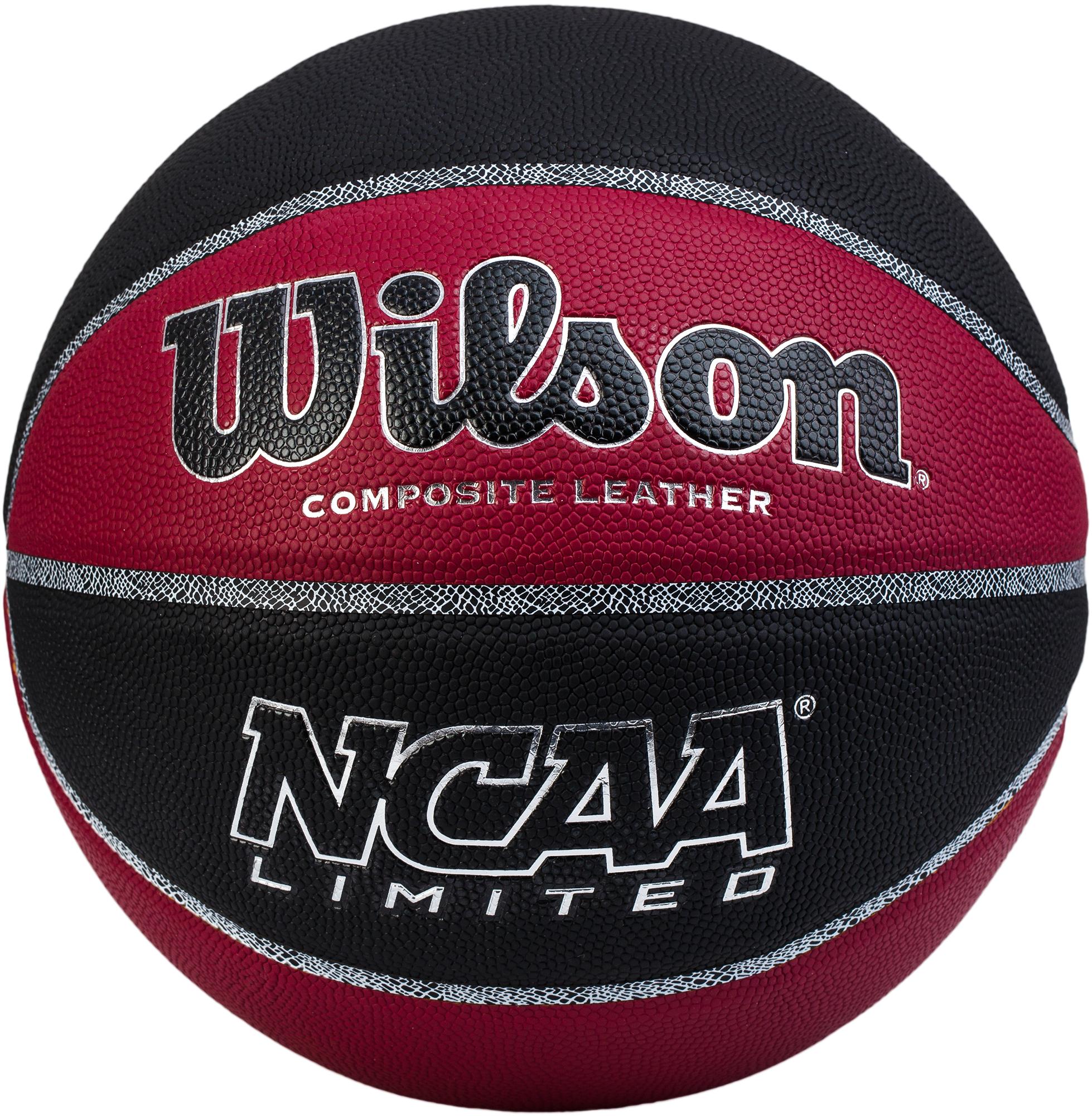 цена на Wilson Мяч баскетбольный Wilson NCAA LIMITED BLMA