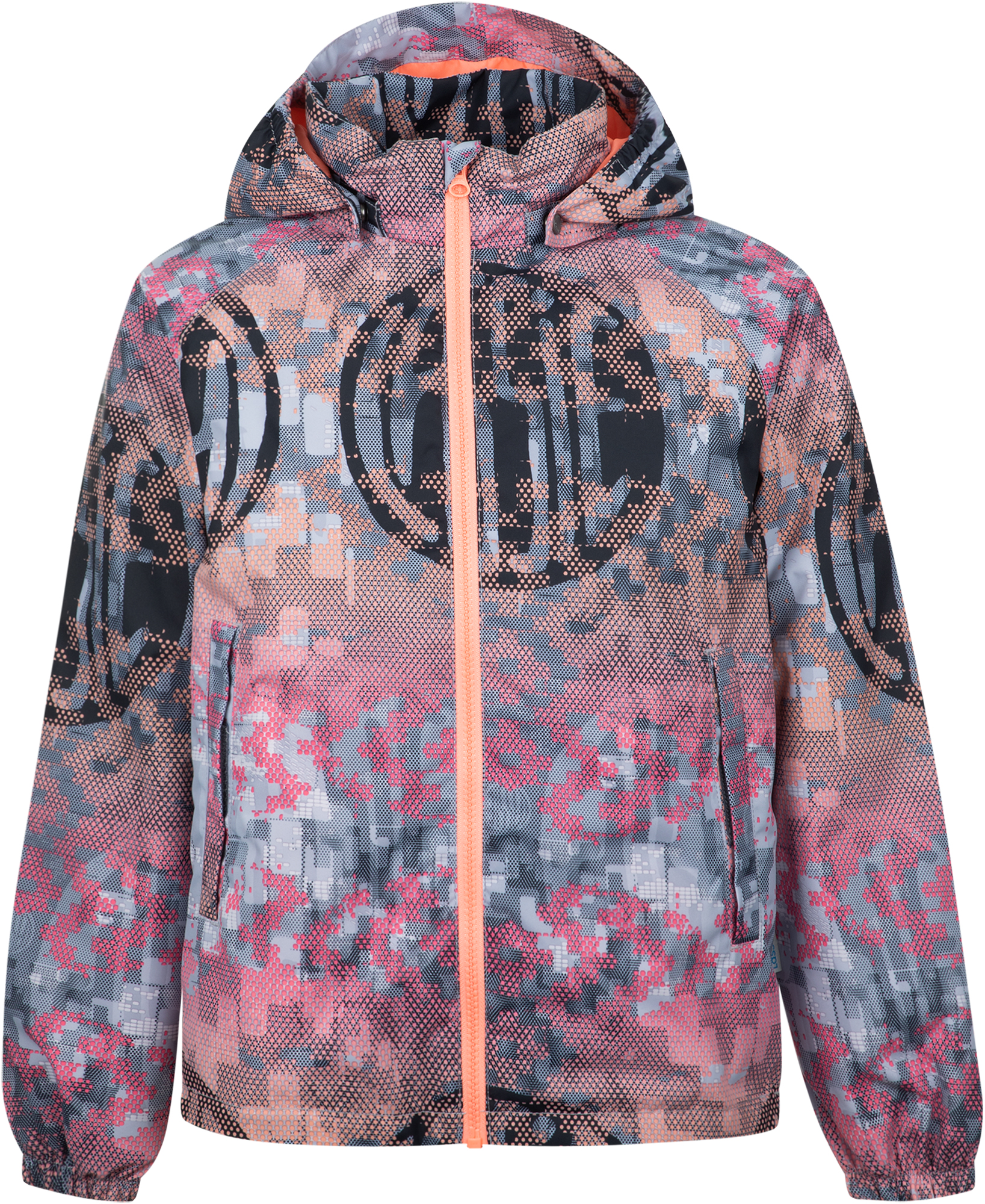 цена на Lassie Куртка утепленная для девочек LASSIE Kaspian, размер 134