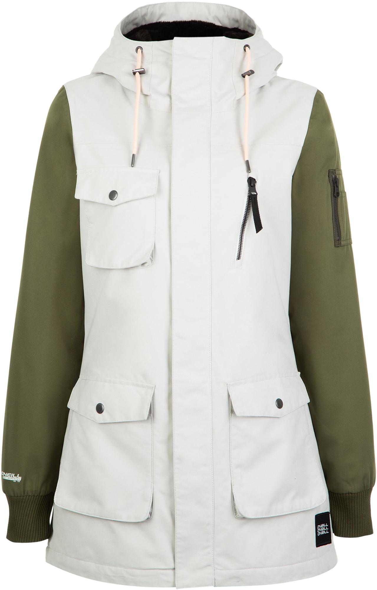 O'Neill Куртка утепленная женская O'Neill Pw Cylonite, размер 46-48 o neill куртка утепленная женская o neill pw hybrid cluster iii размер 48 50