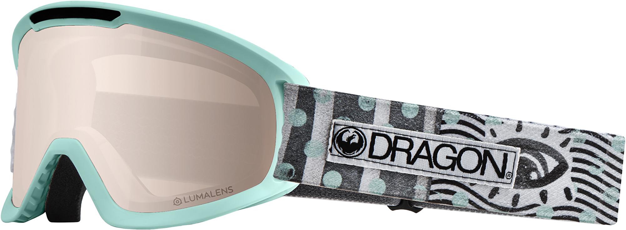 Dragon Маска со сменной линзой Dragon DX2 маска для сноуборда dragon nfxs plot pink ion yellow