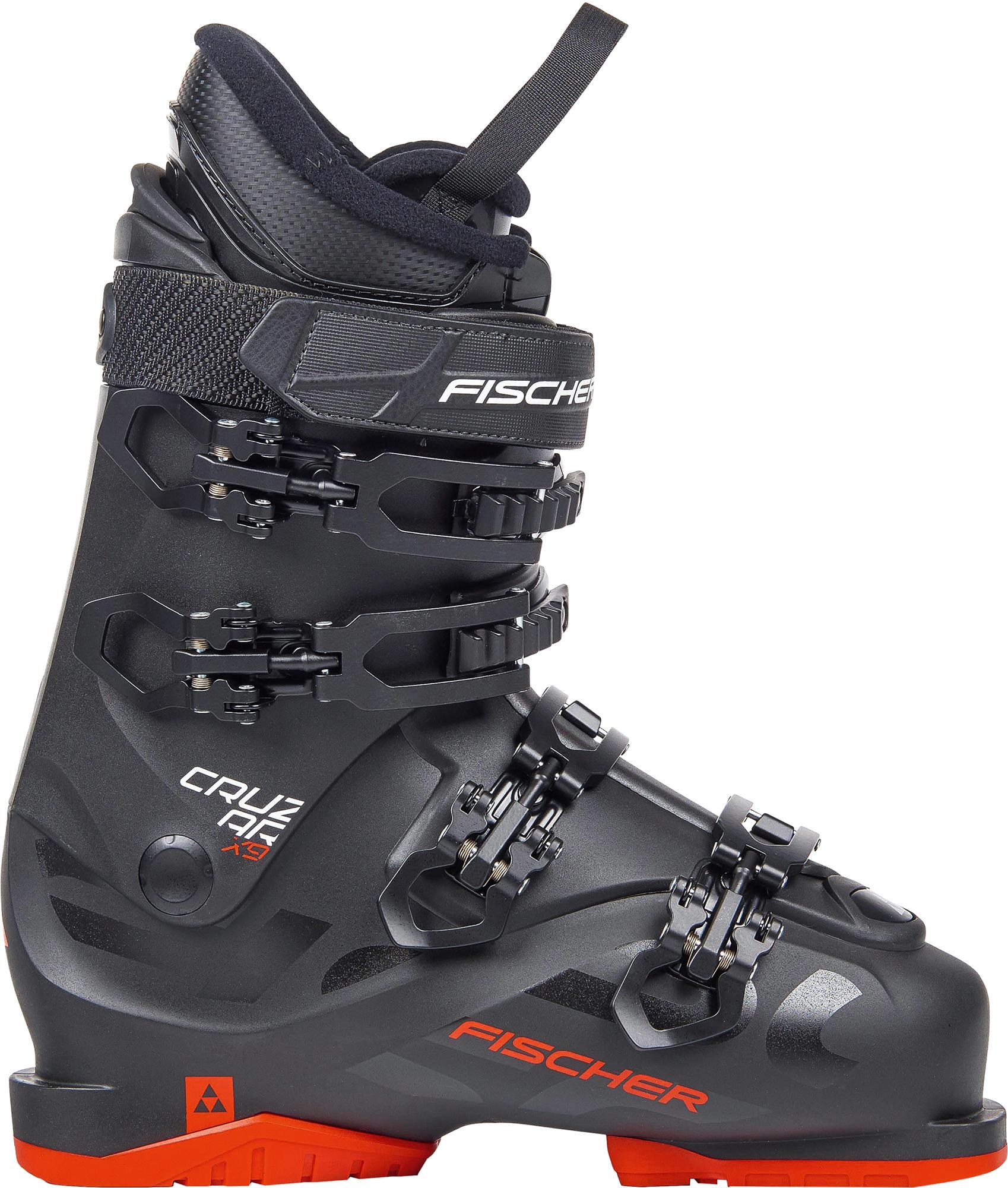 Fischer Ботинки горнолыжные CRUZAR X 9.0, размер 31,5 см