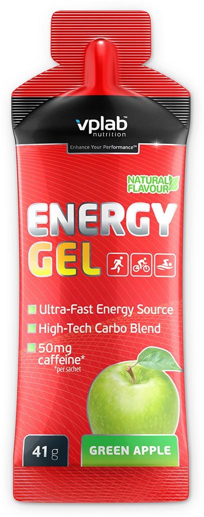 Vplab nutrition Гель энергетический со вкусом зеленое яблоко