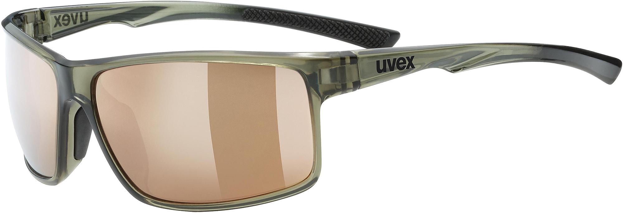 uvex шлем велосипедный uvex i vo c размер 52 56 Uvex Солнцезащитные очки Uvex Lgl 44