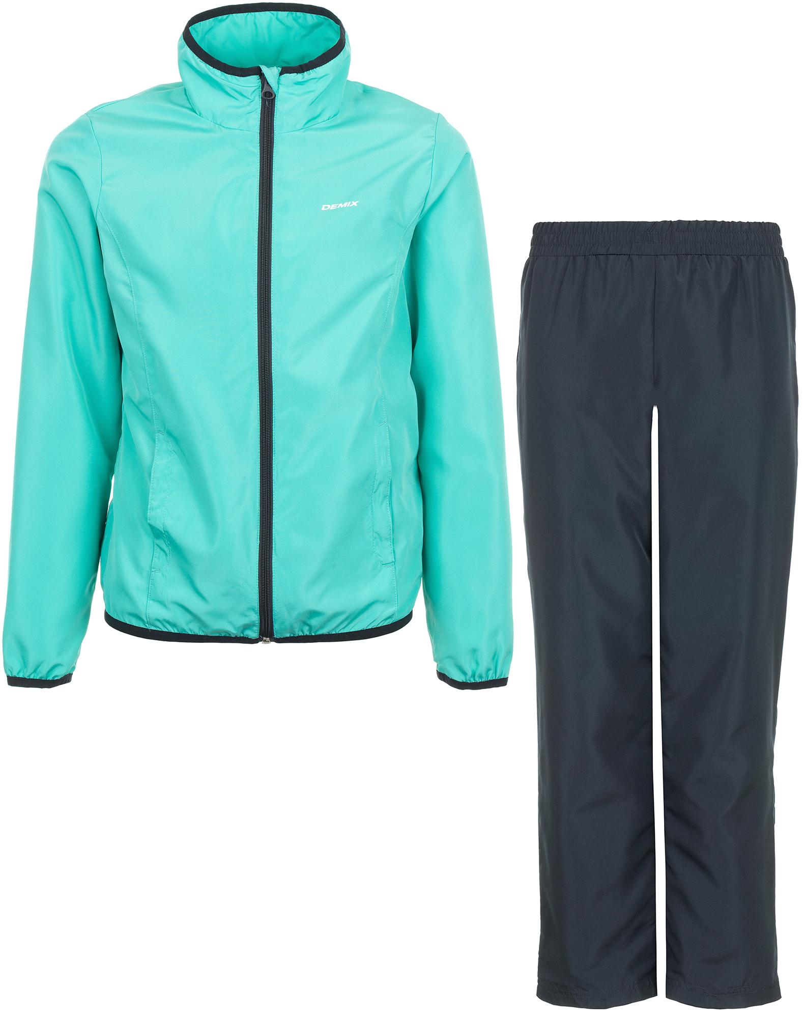 Demix Детский спортивный костюм Demix, размер 164 спортивный костюм детский adidas i fun jog fl цвет черный серый ce9729 размер 104