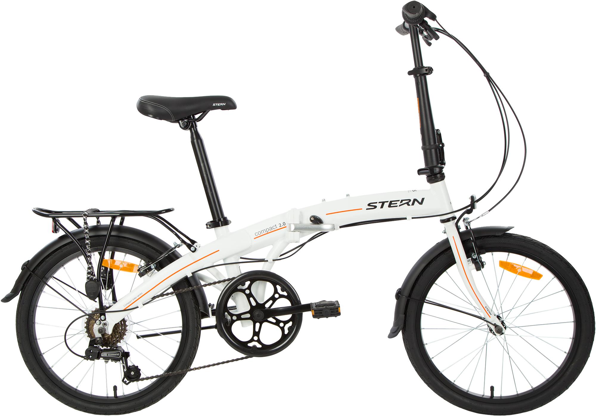 Stern Велосипед складной Stern Compact 2.0 alt 20 цена